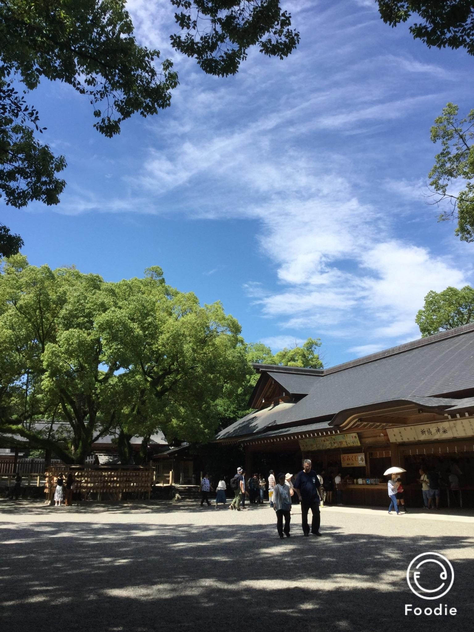 熱田神宮の建物その他