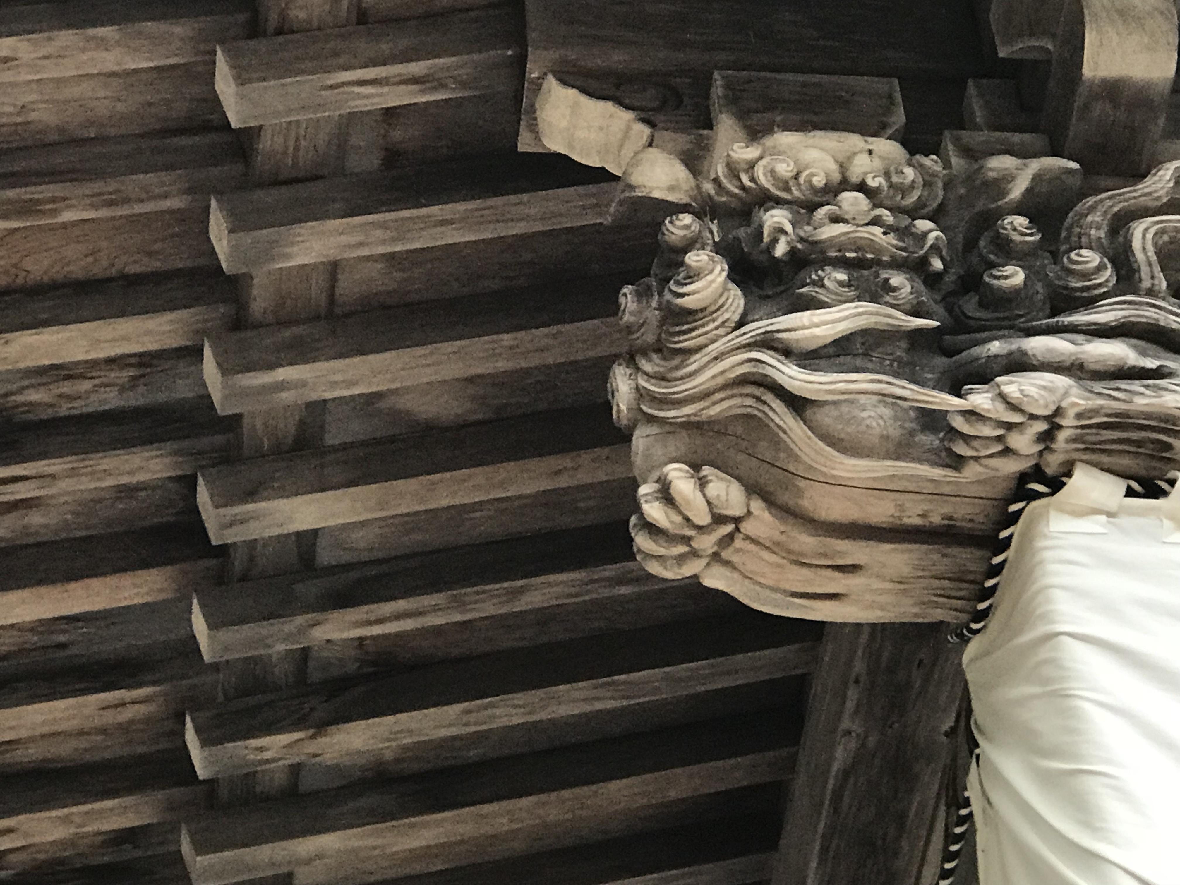 十勝神社の芸術