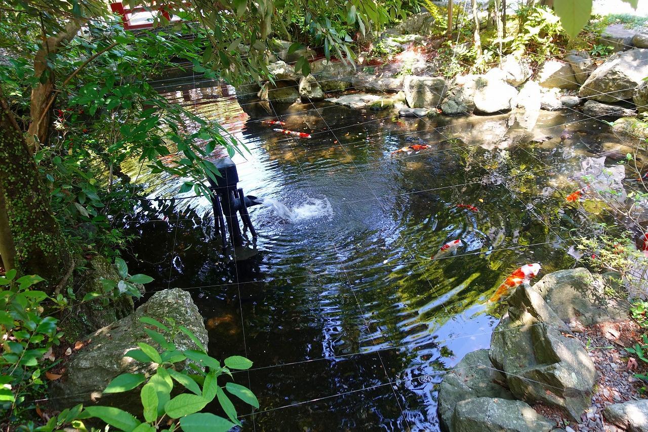 猿田彦神社の庭園