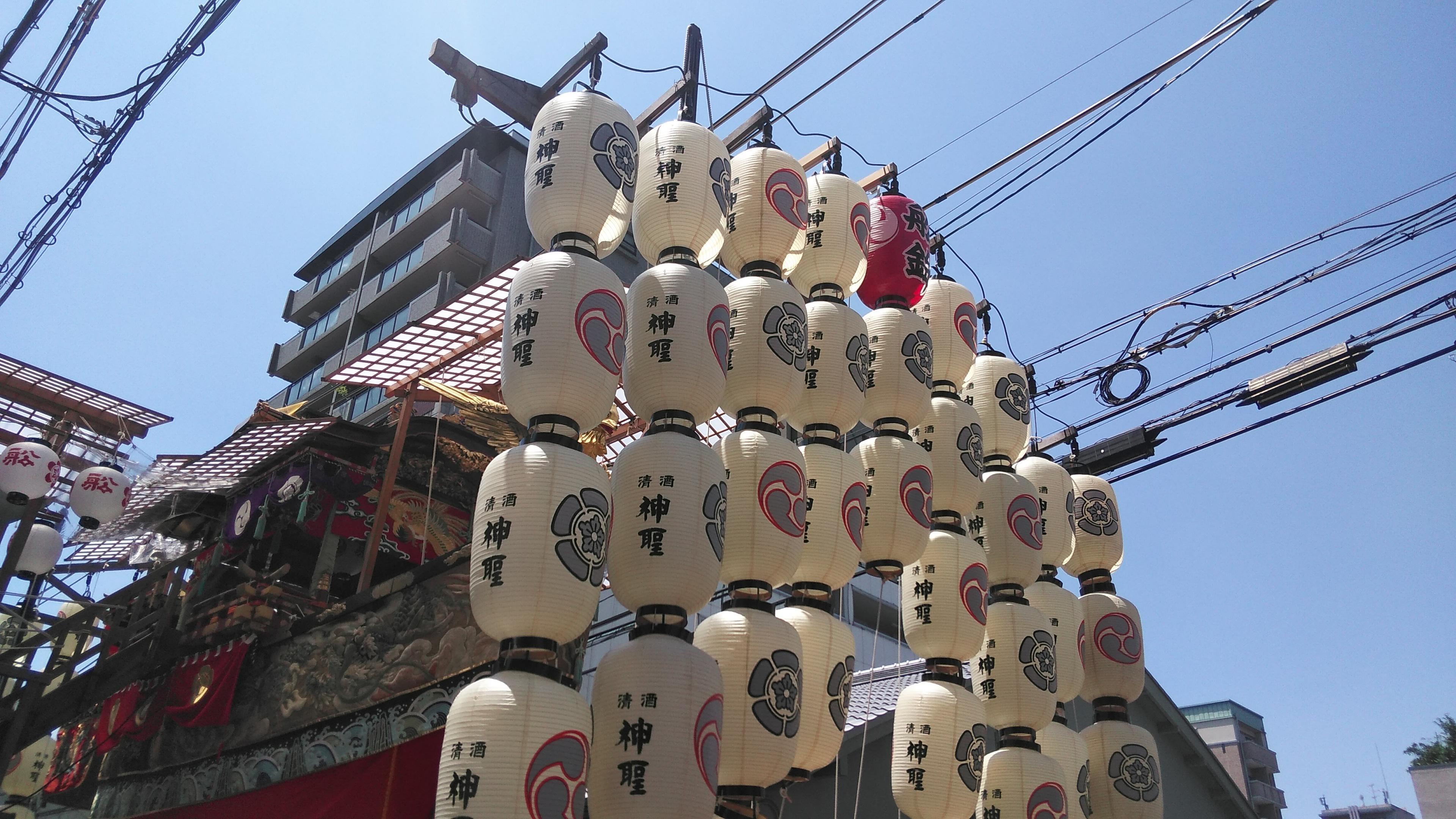 八坂神社(祇園さん)のお祭り