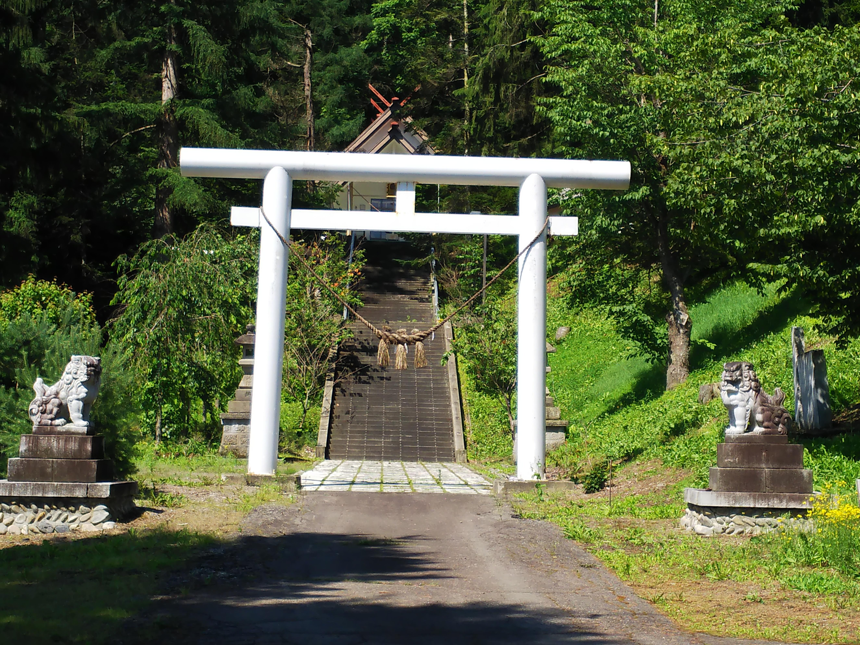 金刀比羅神社の鳥居