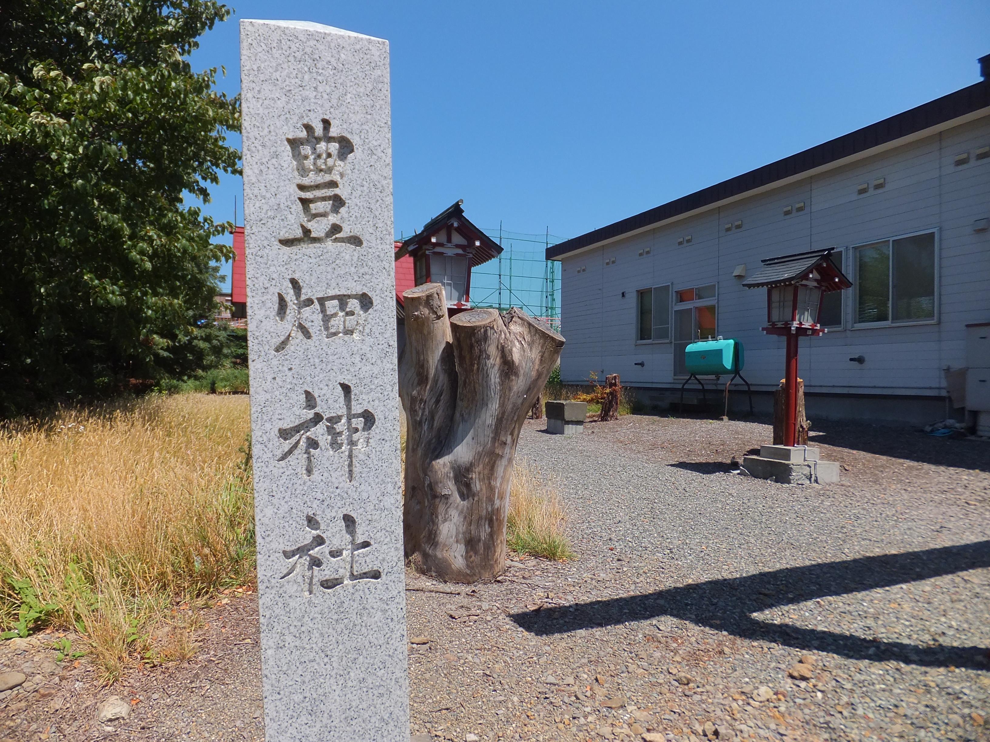 豊畑神社の建物その他