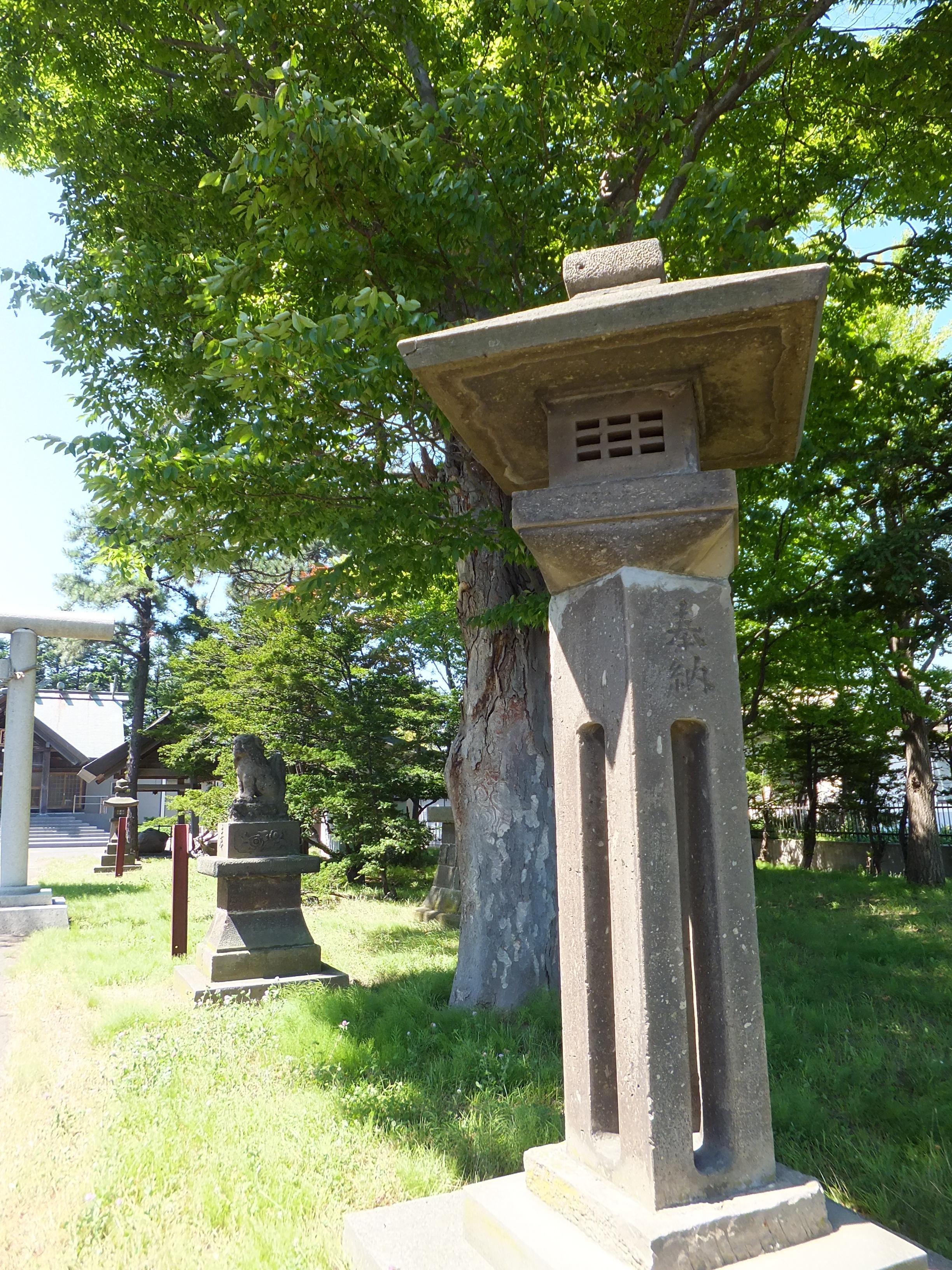 丘珠神社の建物その他