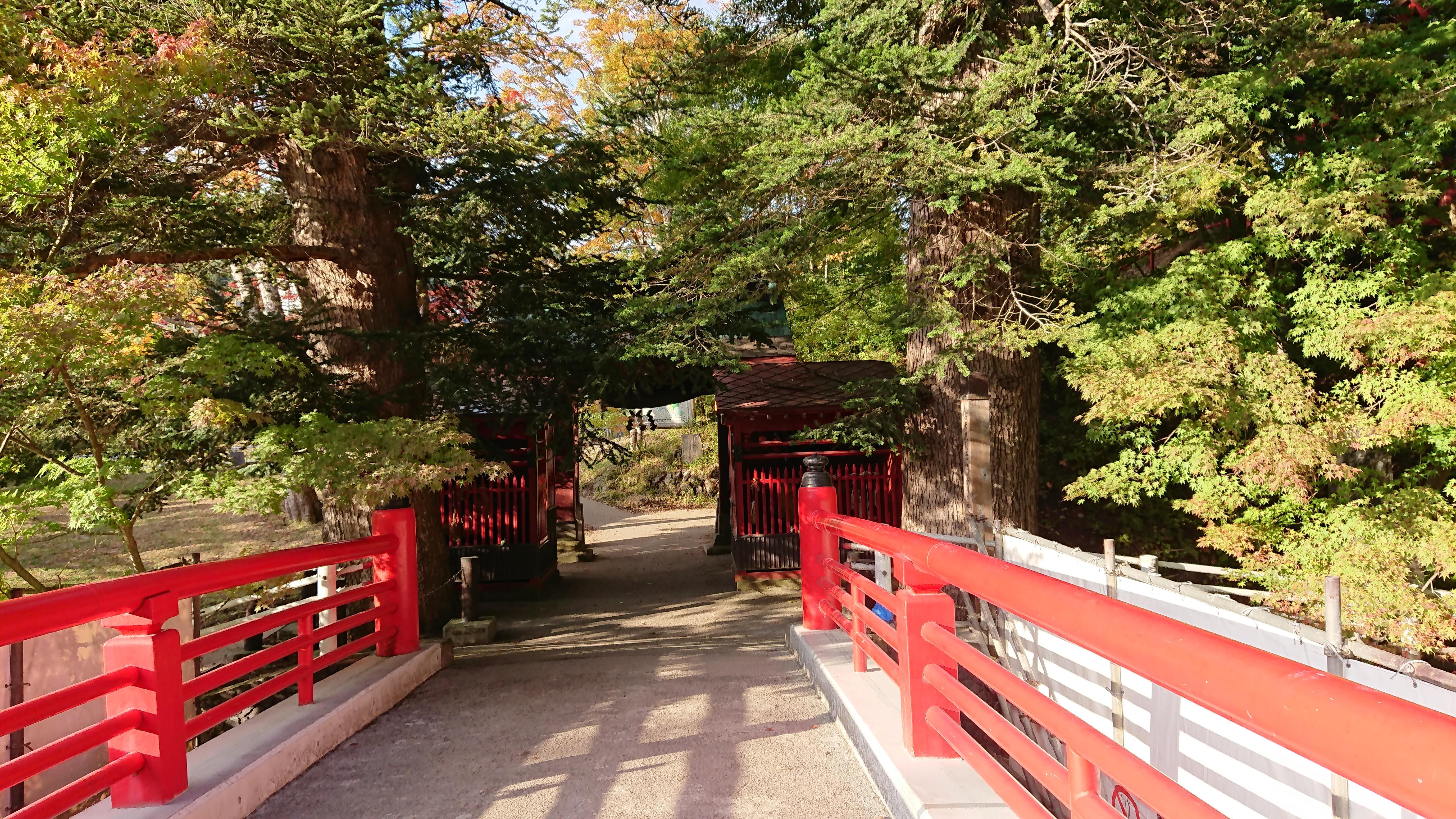 中野神社の建物その他