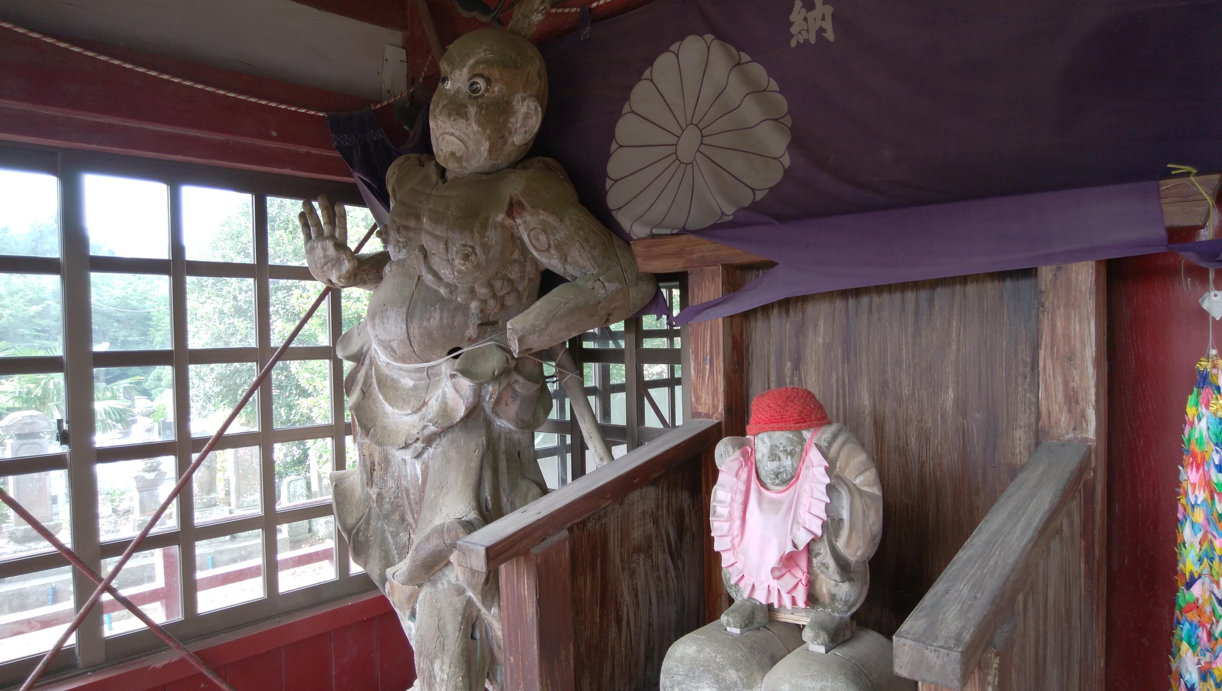 西光院の仏像