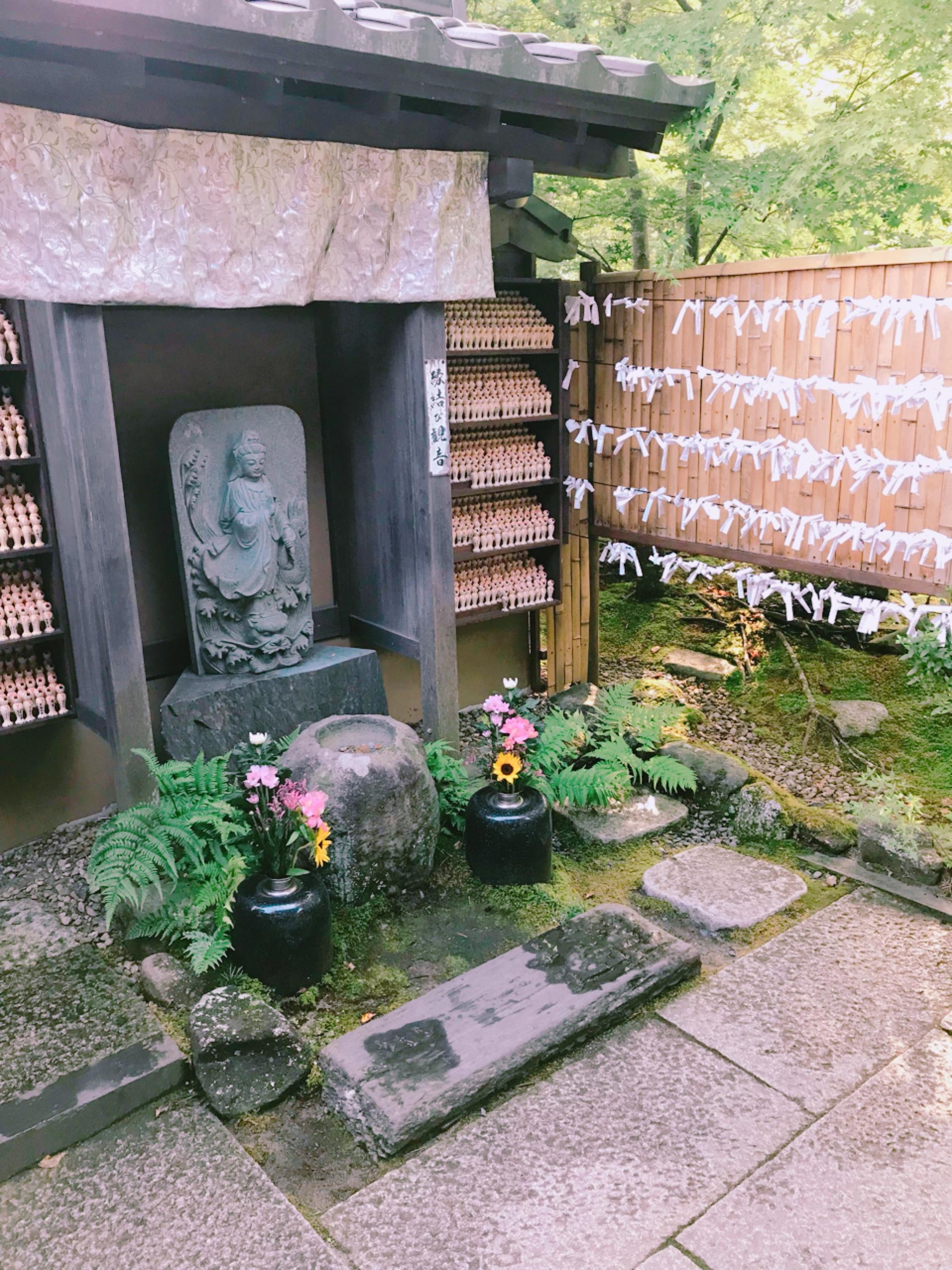 円通院の像