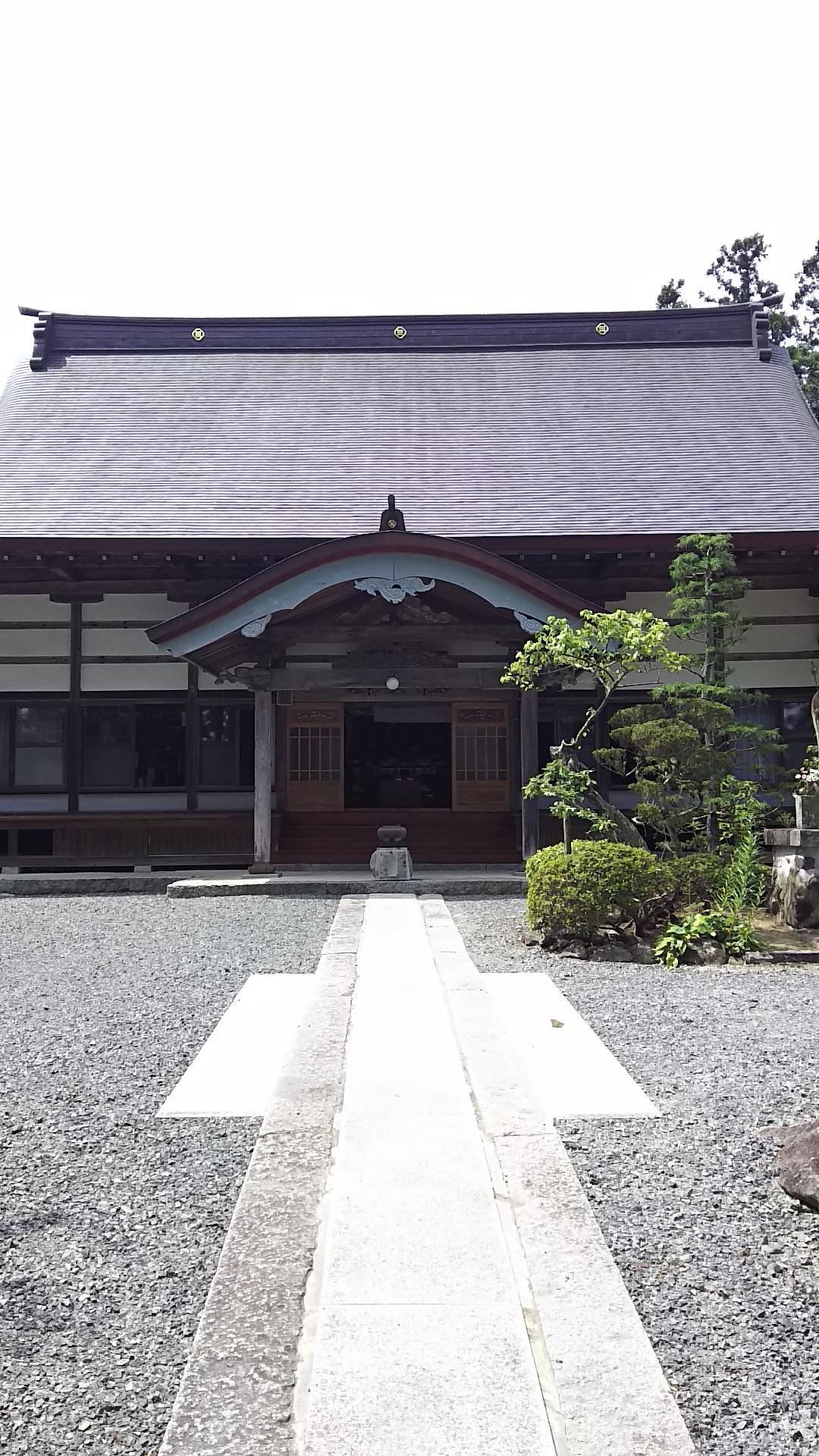 成沢寺の建物その他