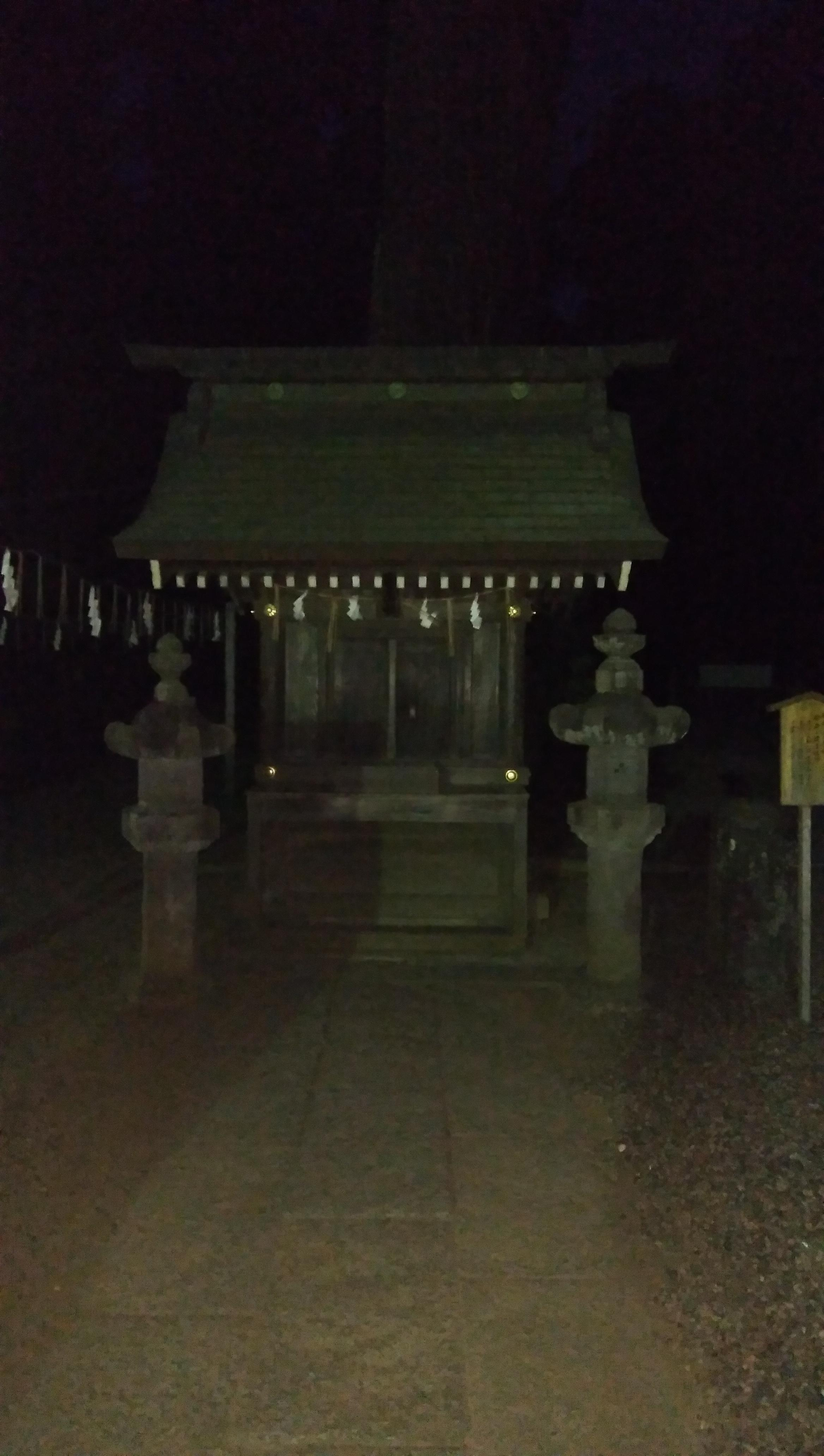 鹿島神宮の末社