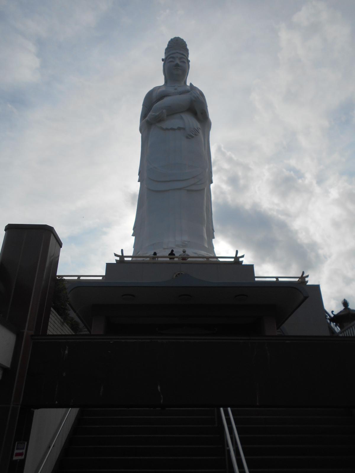 釜石大観音の仏像