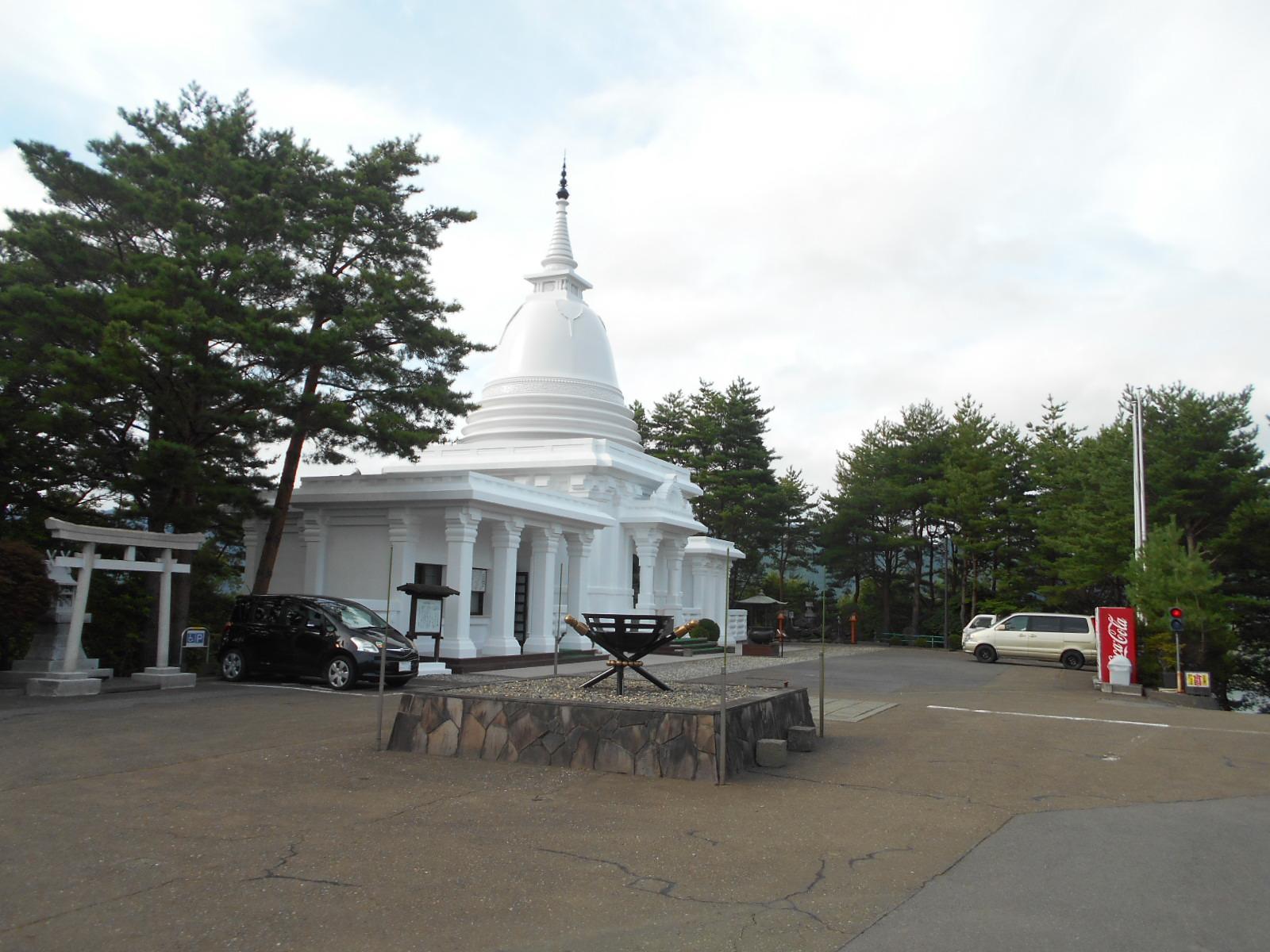 釜石大観音の本殿