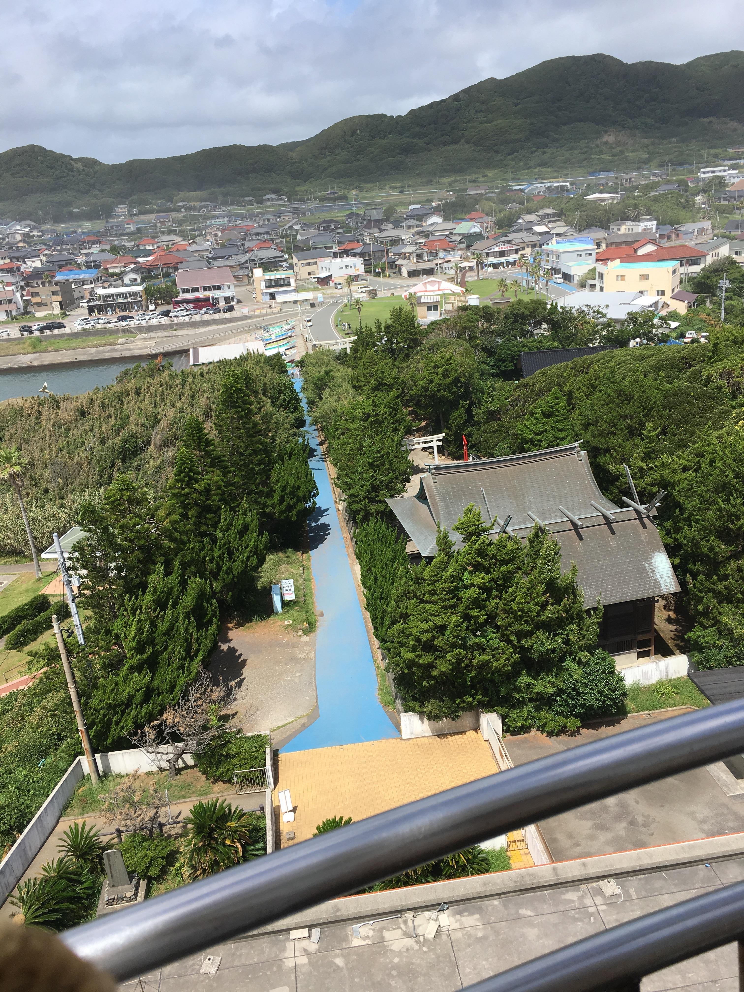 嚴島神社の周辺(千葉県千倉駅)