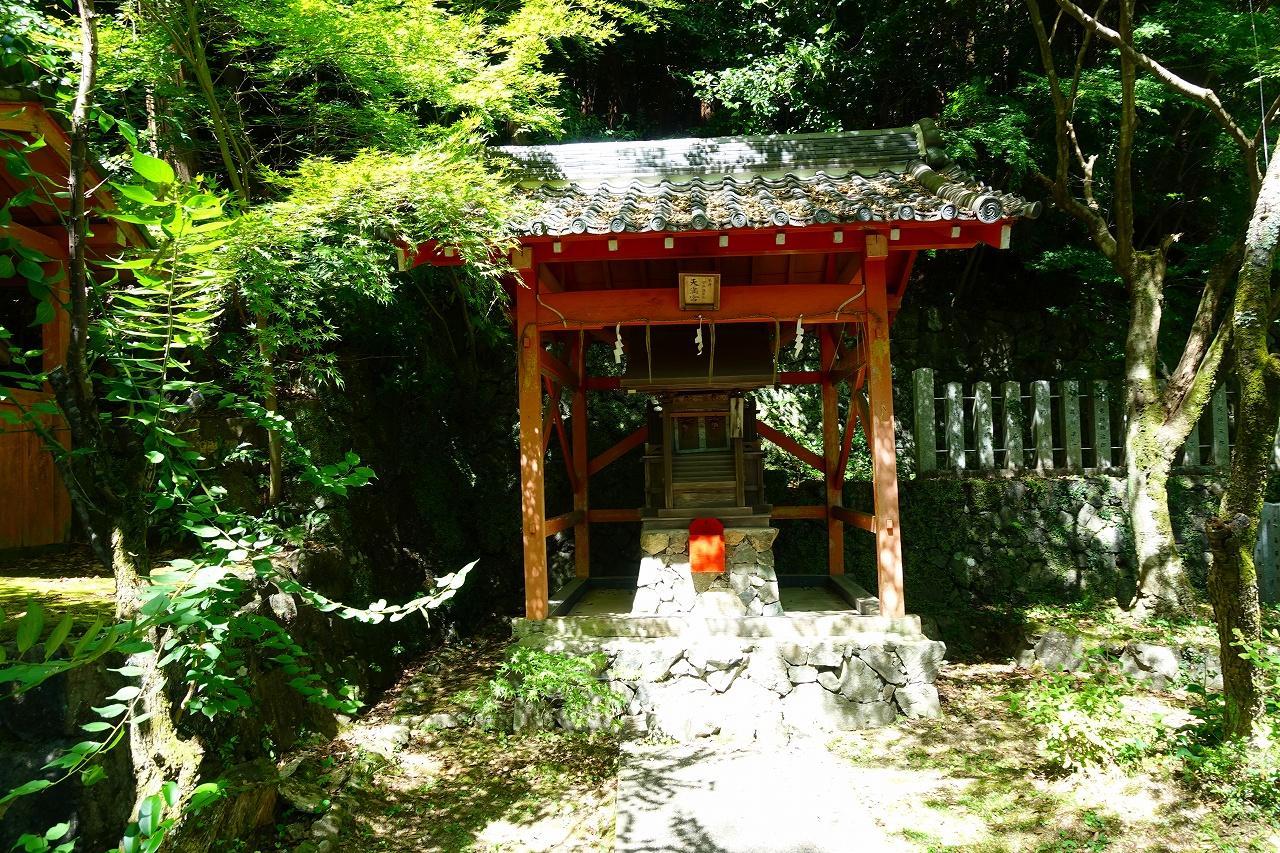 若山神社の末社