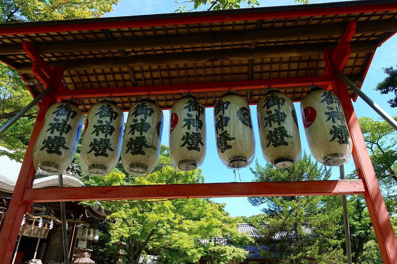 若山神社の建物その他