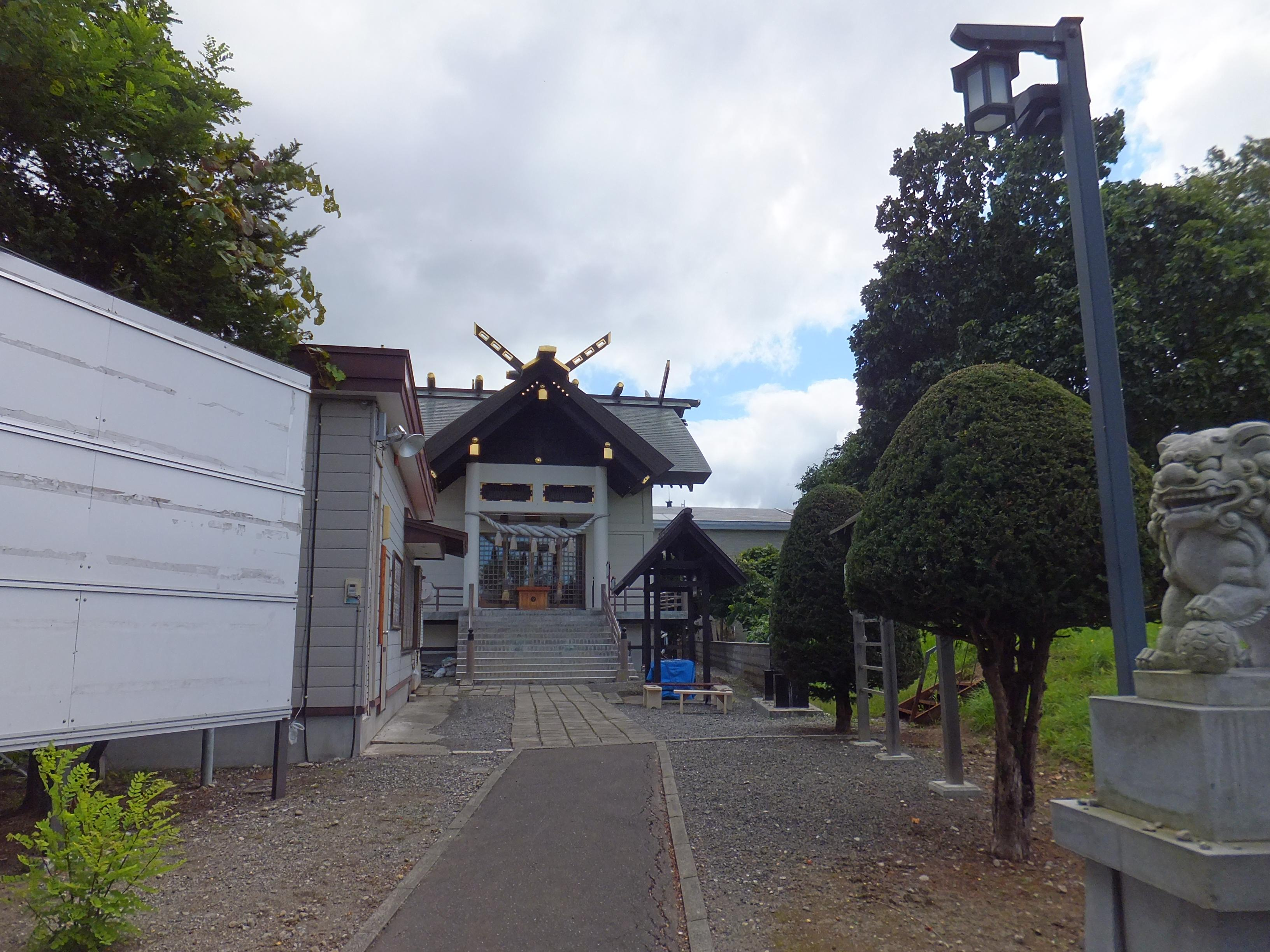 大曲神社の建物その他