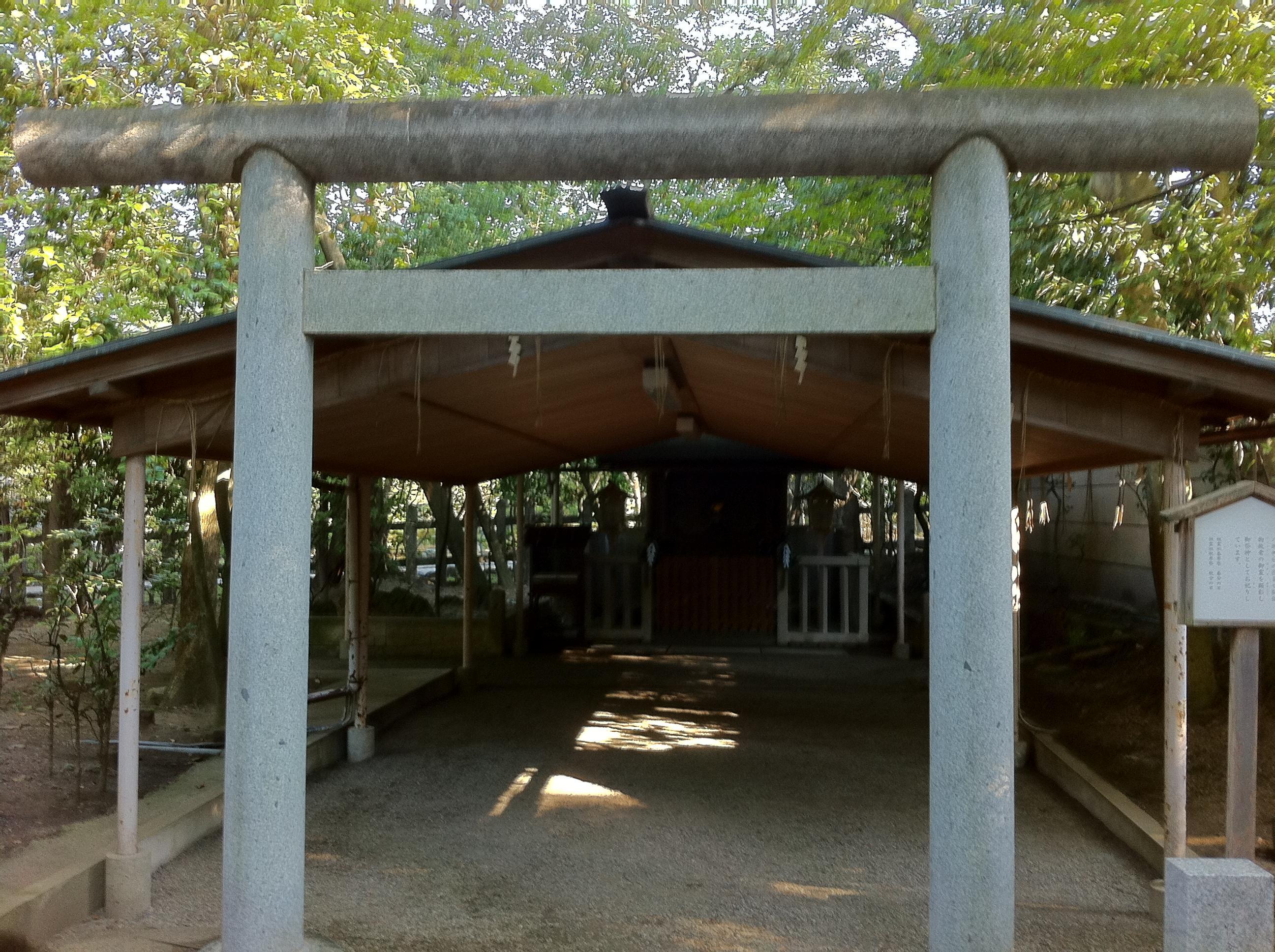 八坂神社(祇園さん)の鳥居