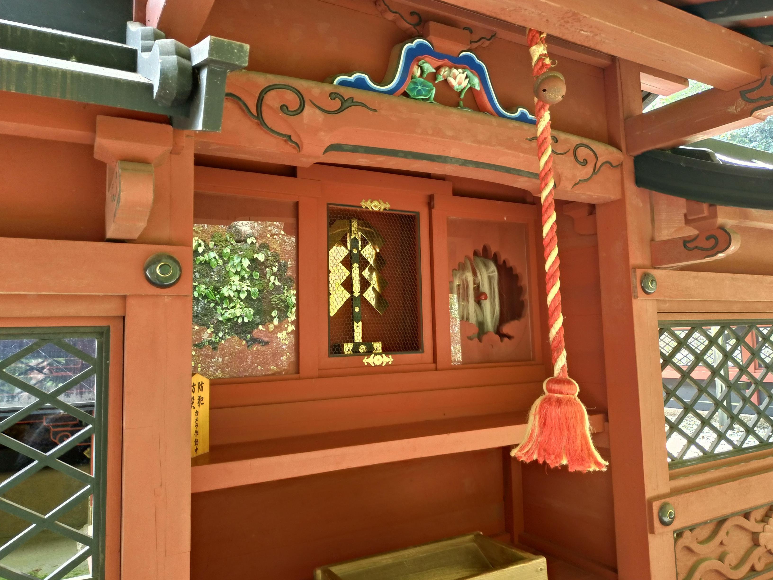妙義神社の本殿