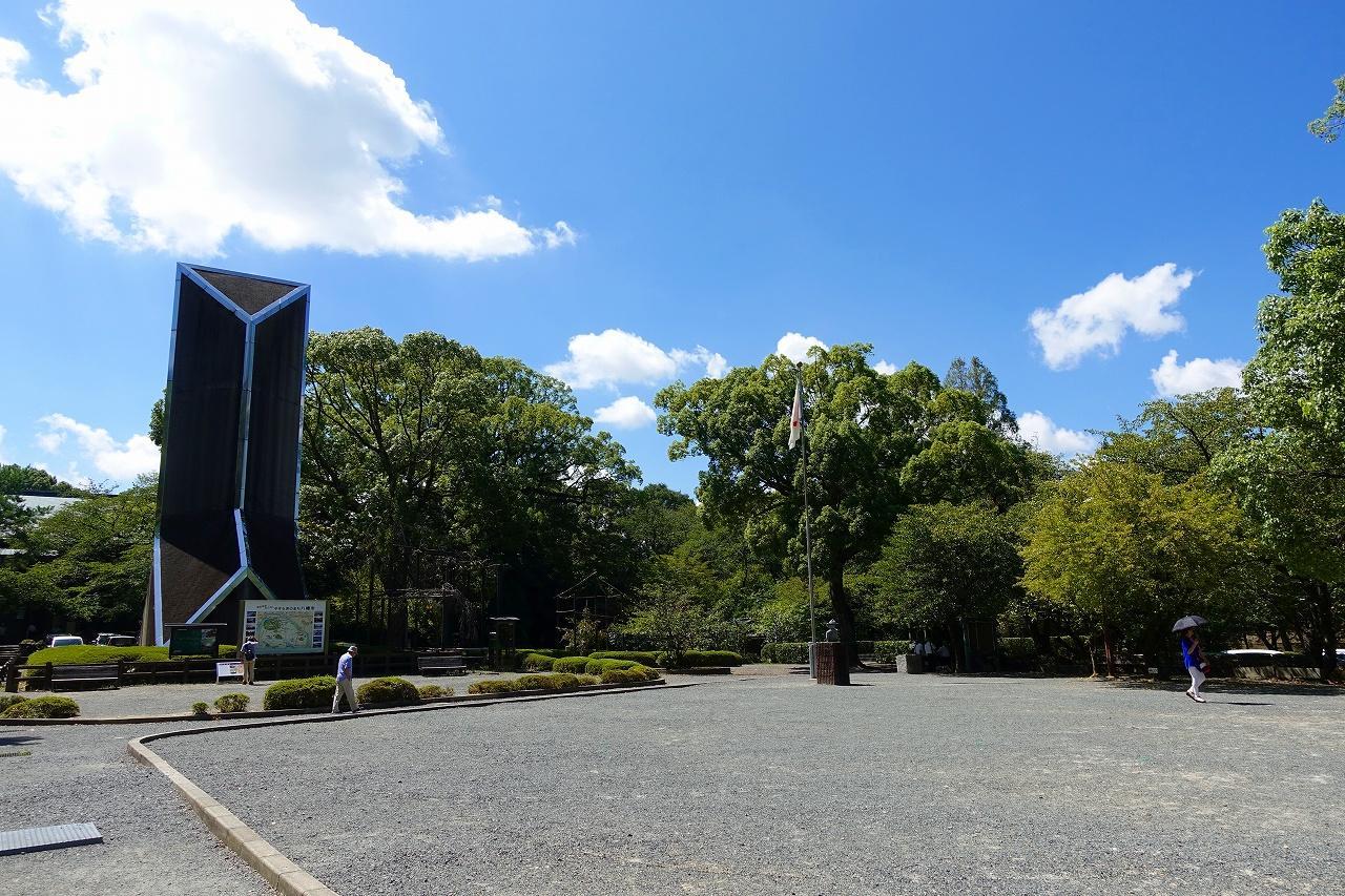 石清水八幡宮の周辺