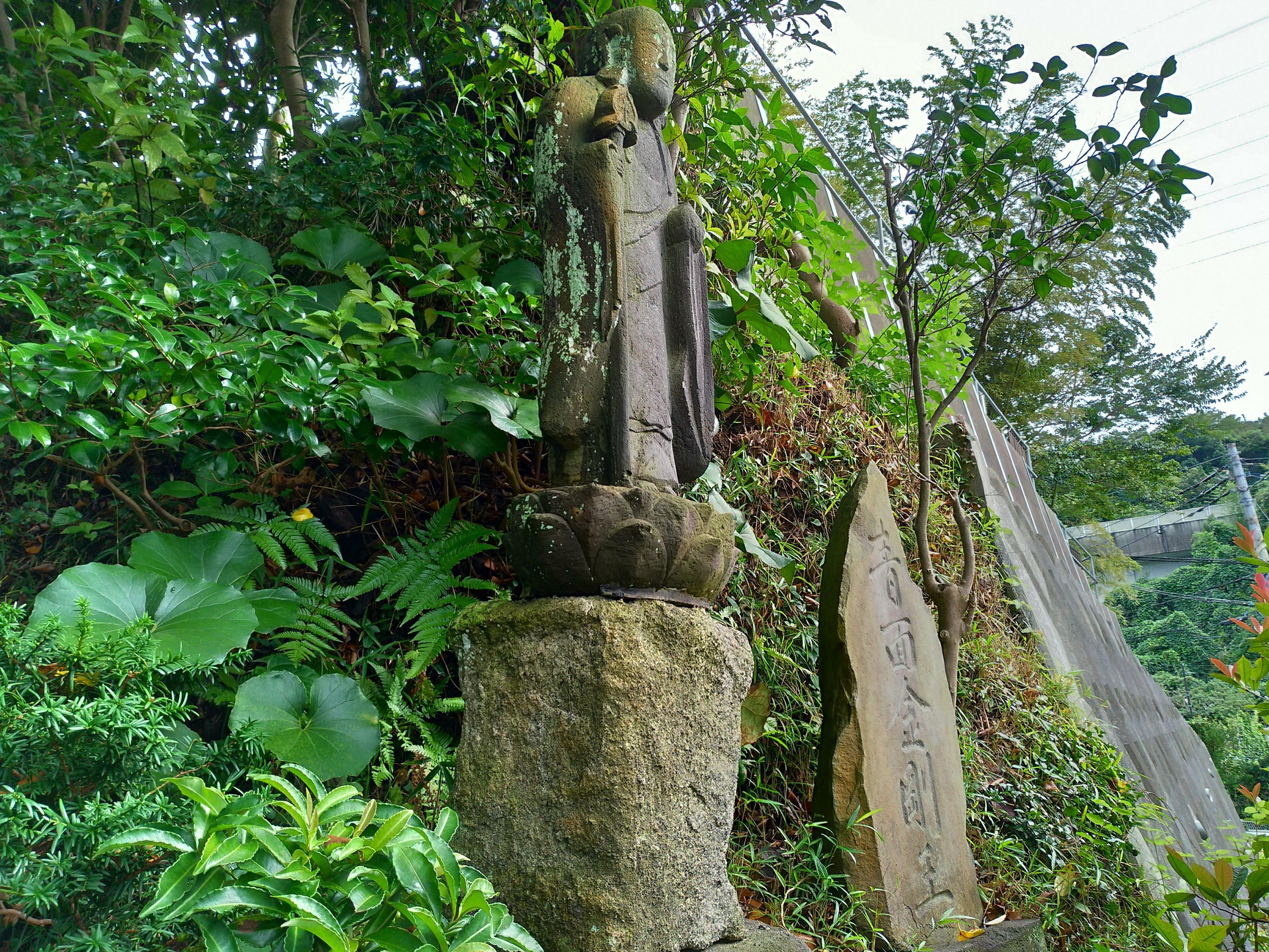 満願寺の境内・文化財