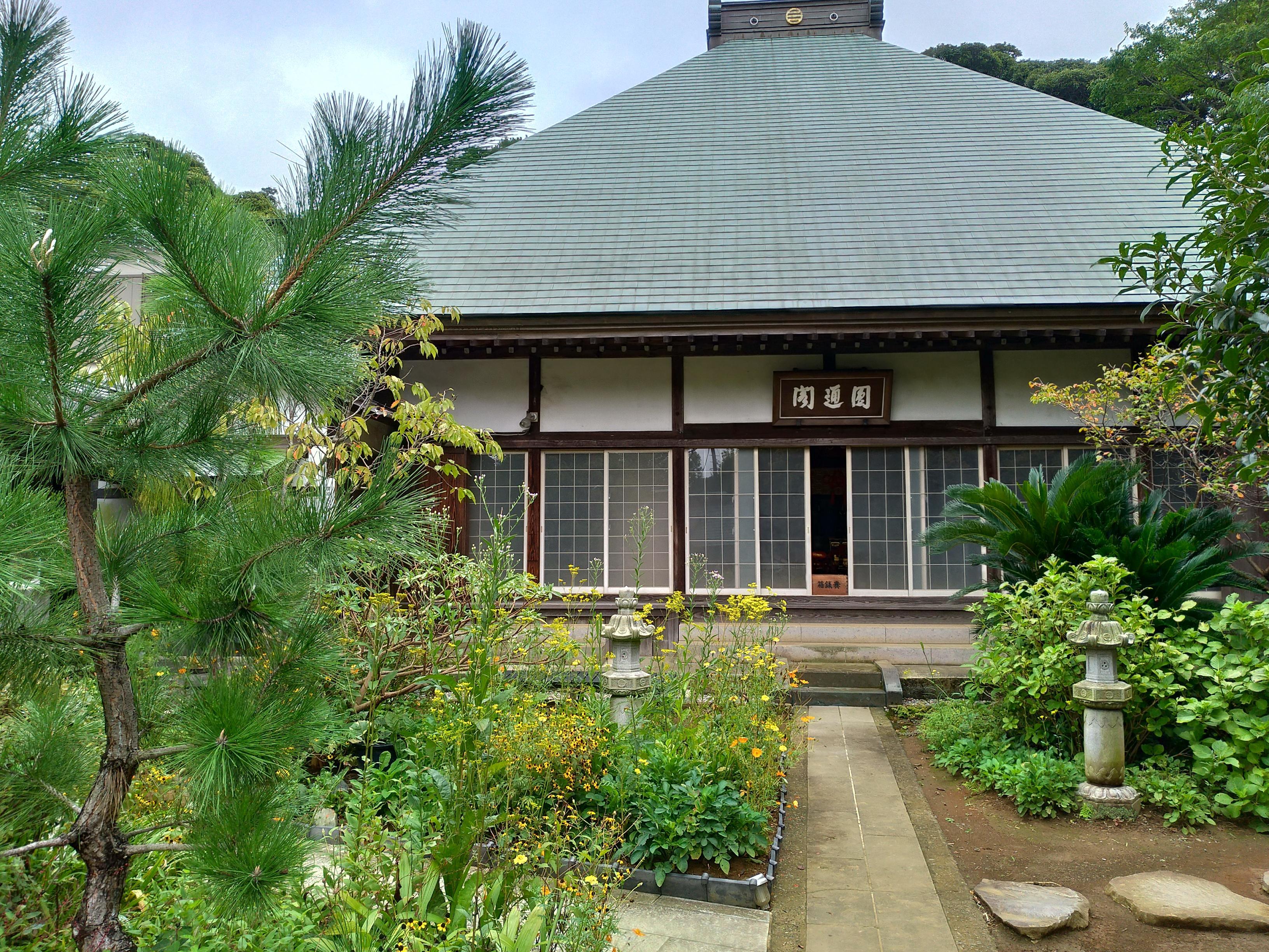 清雲寺の本殿
