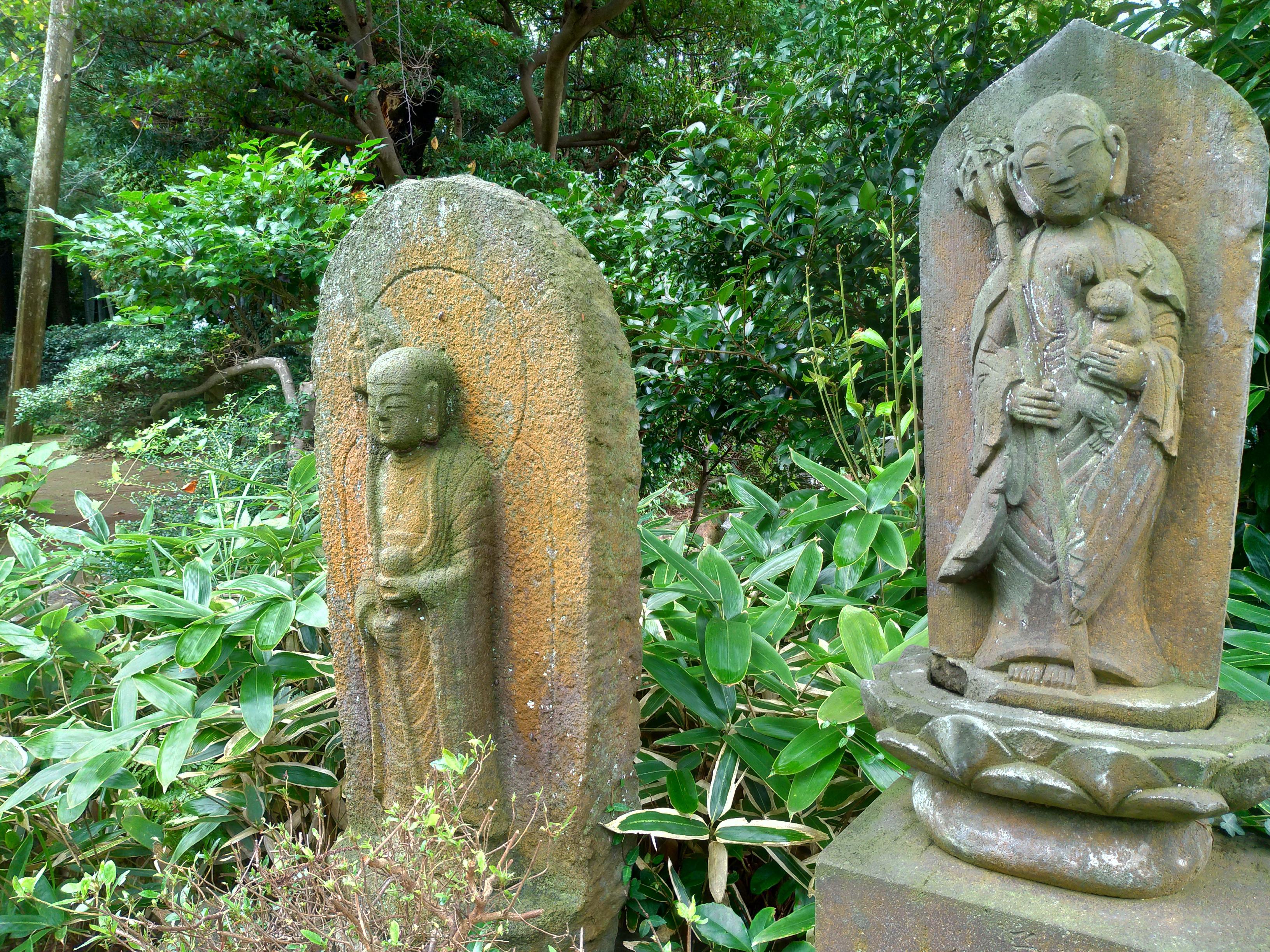 清雲寺の地蔵