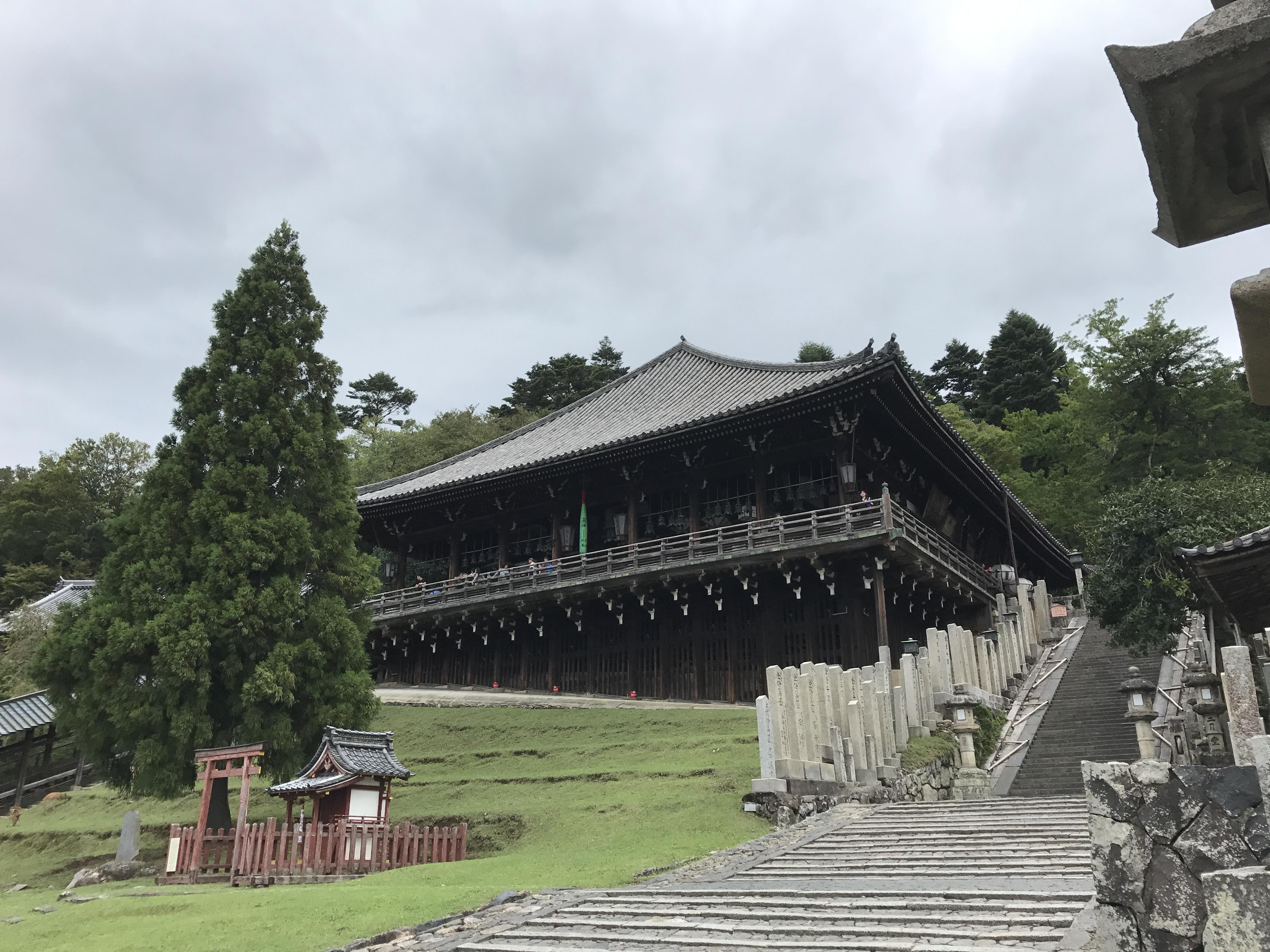 東大寺二月堂のその他建物(奈良県近鉄奈良駅)