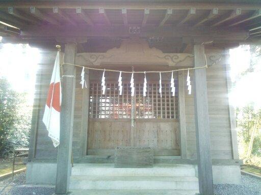 伊夜彦神社の本殿