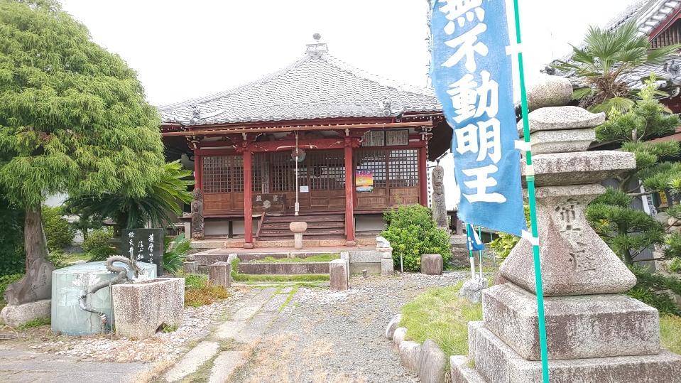 徳林寺の本殿