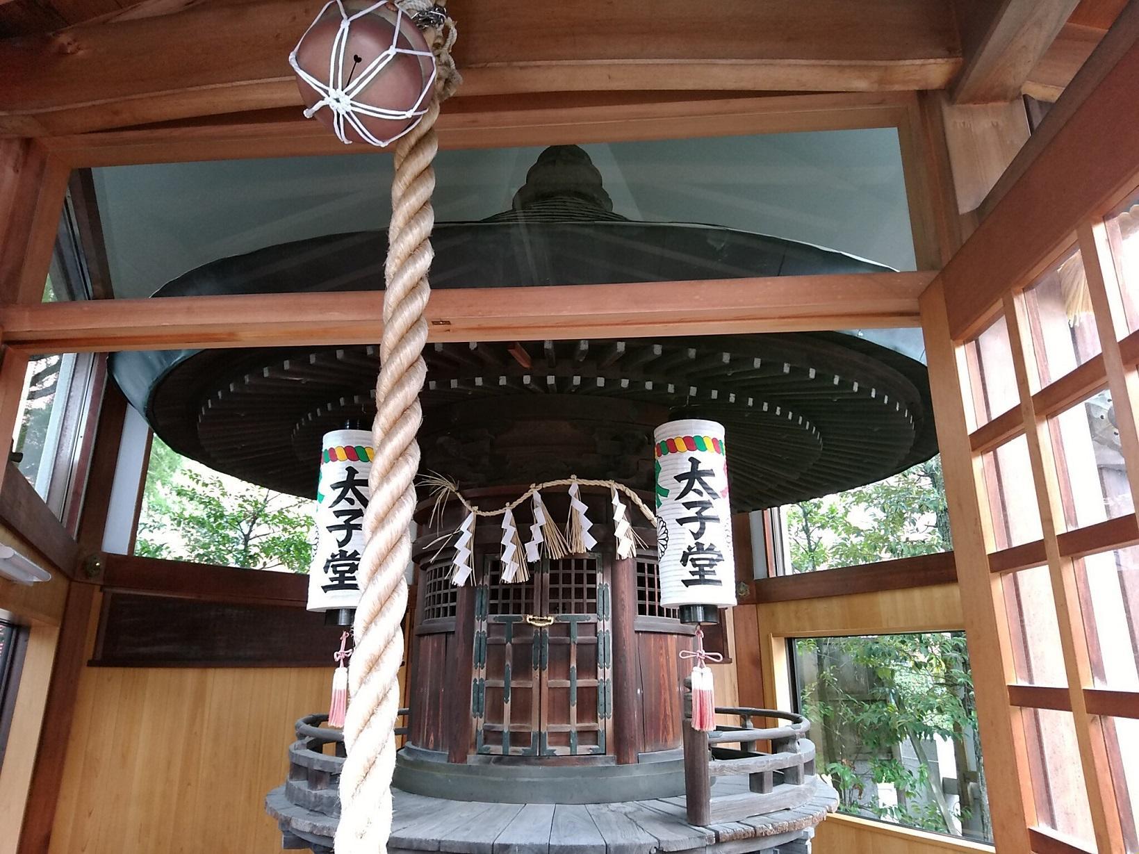 神明神社の末社