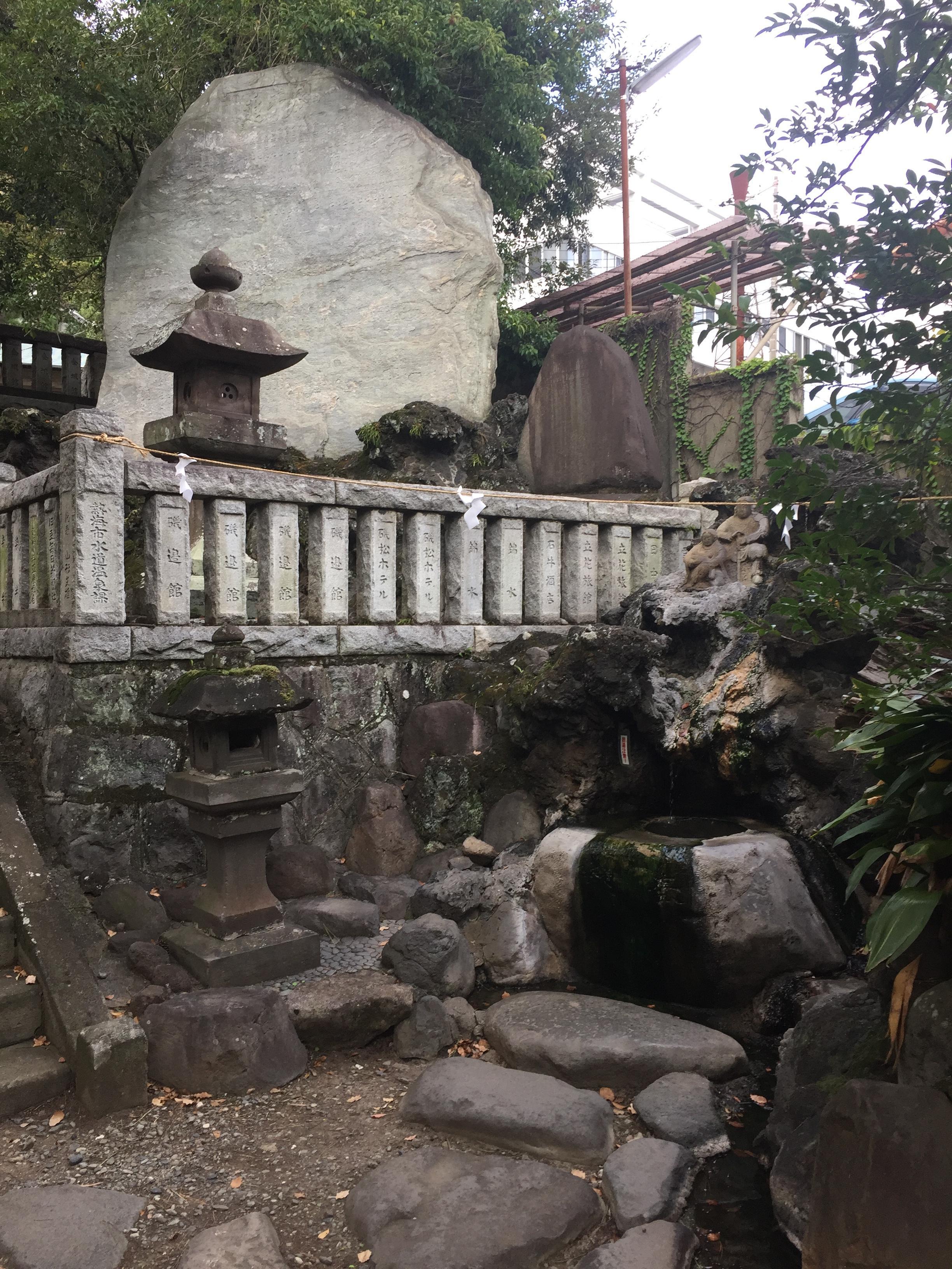 湯前神社の建物その他