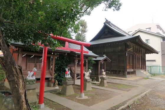 神明社の建物その他(埼玉県南浦和駅)