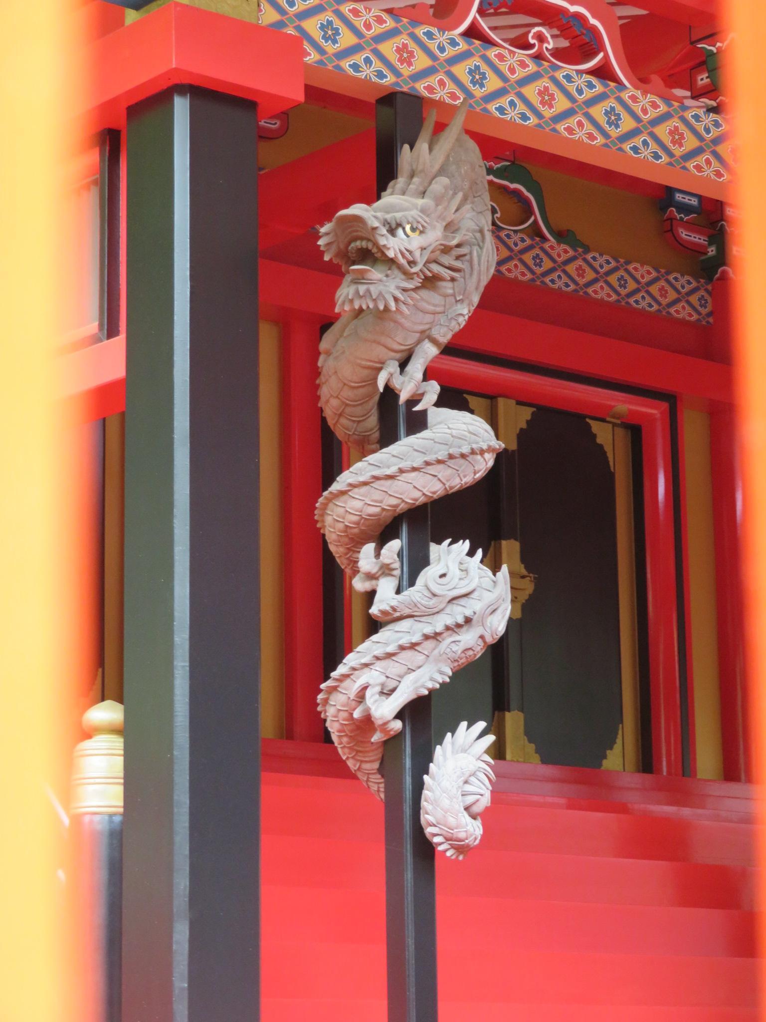 金櫻神社の芸術