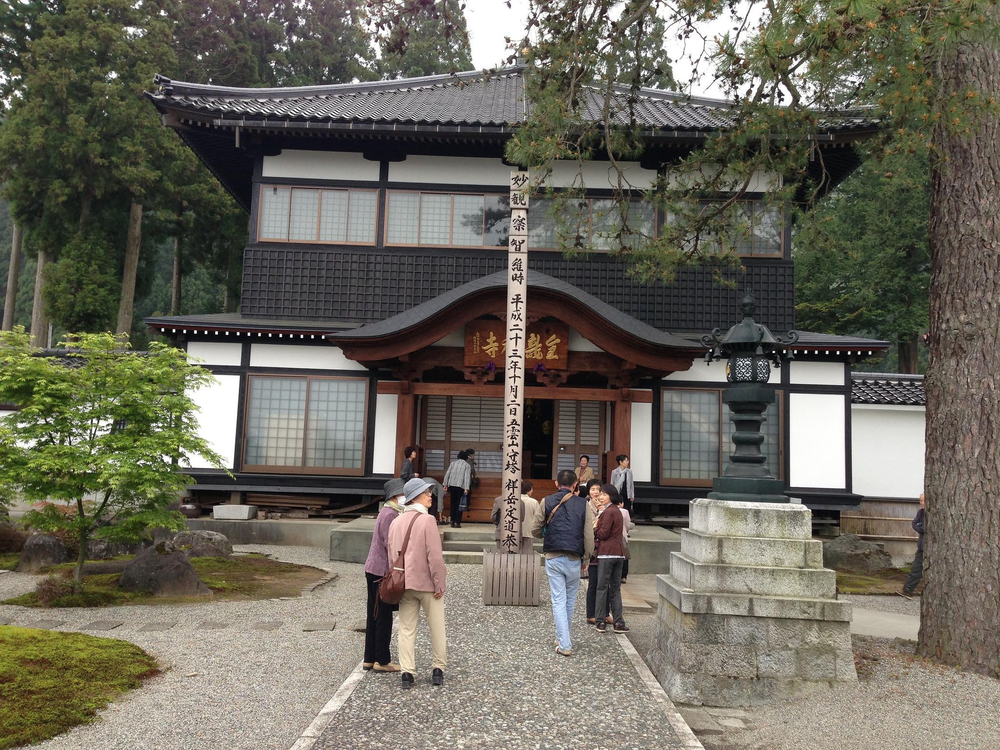 全竜寺の本殿