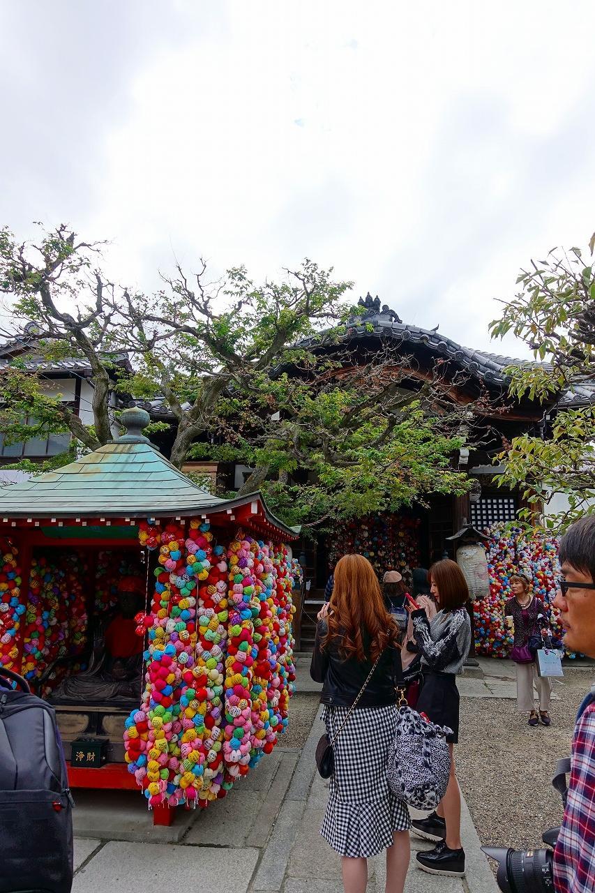 金剛寺(八坂庚申堂)の建物その他