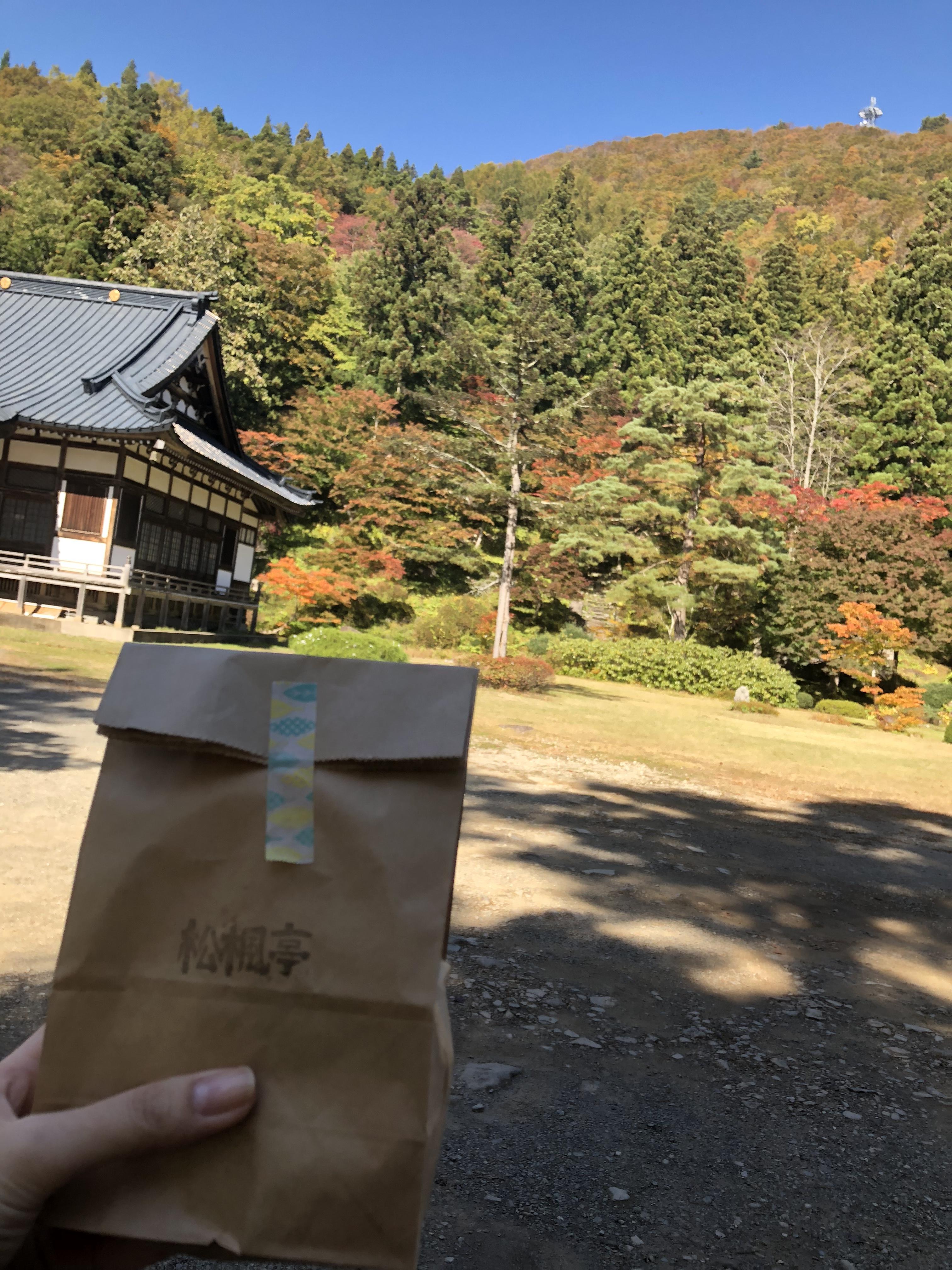 浄仙寺の食事