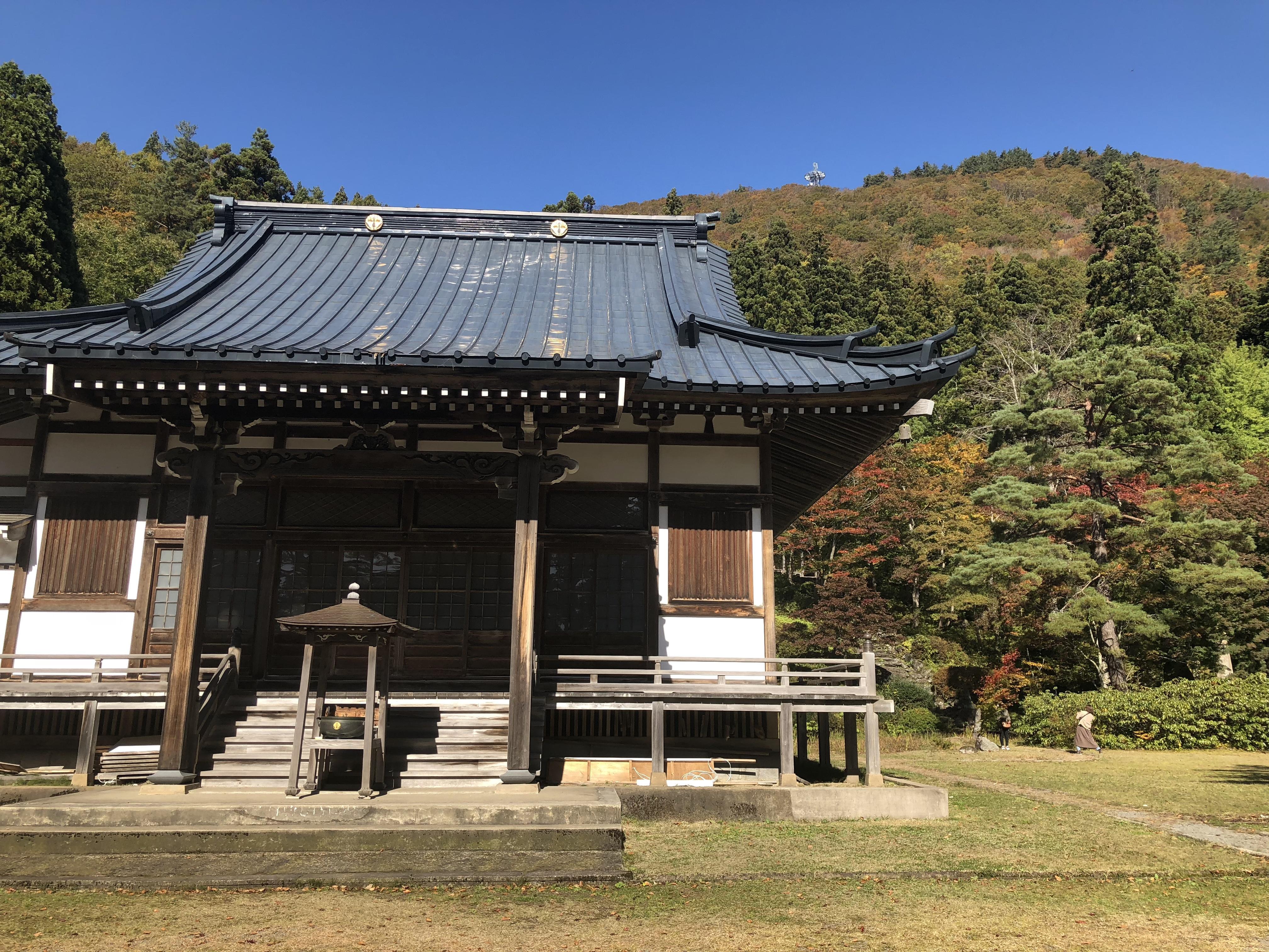 浄仙寺の本殿