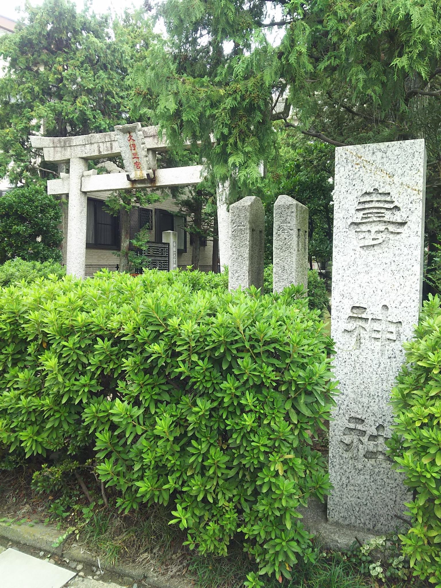 久伊豆神社(久伊豆宮寿神社)の建物その他