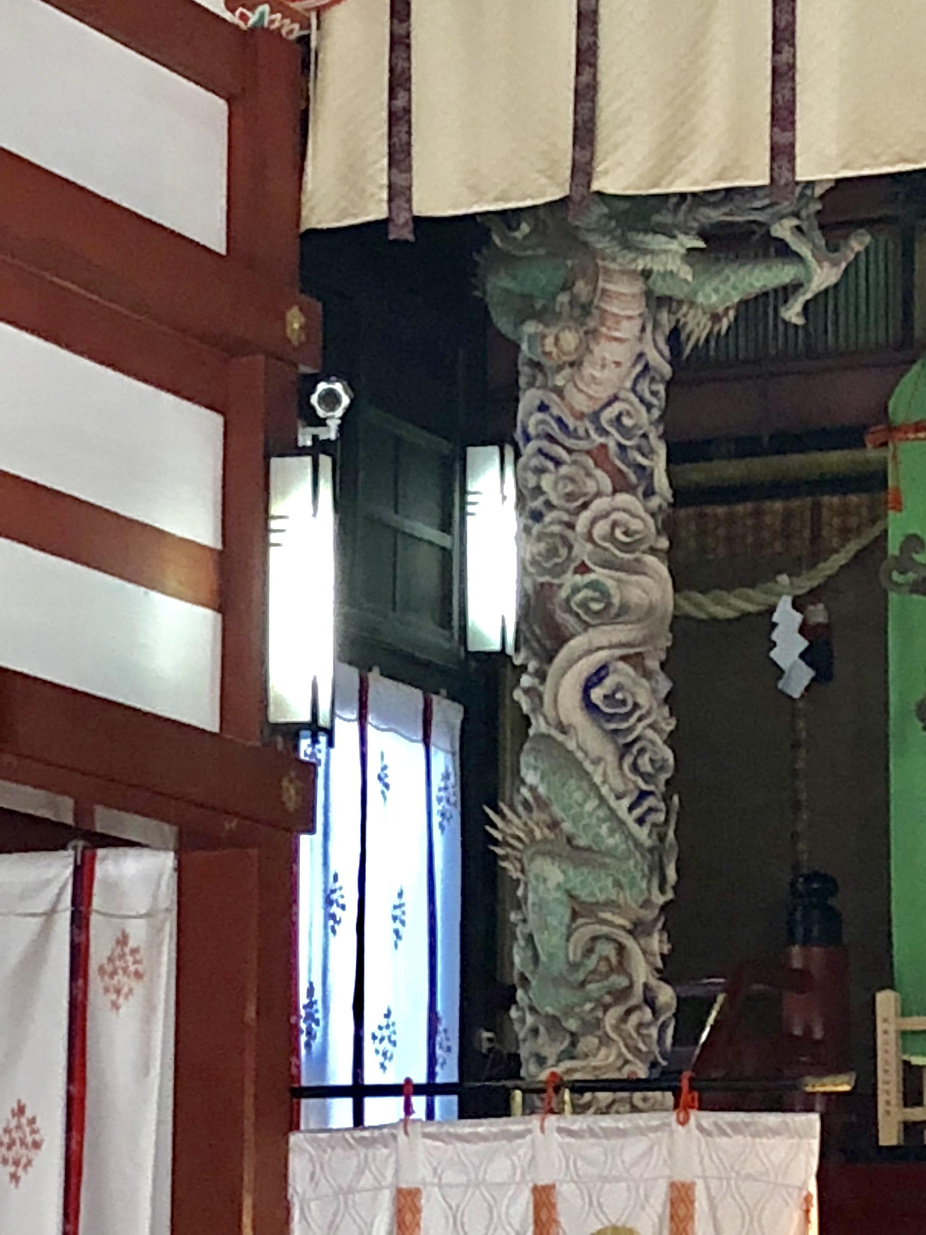 鹿児島神宮の芸術