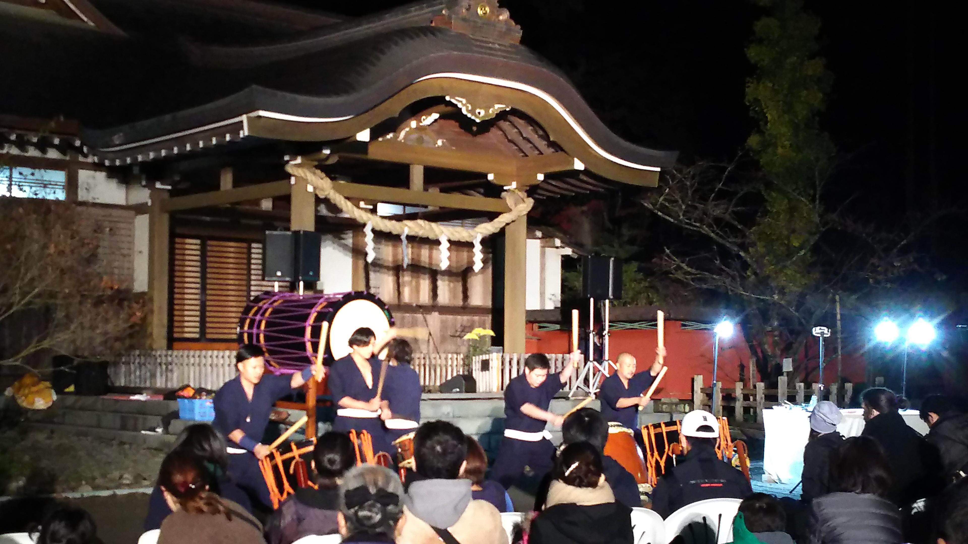 日光二荒山神社のお祭り
