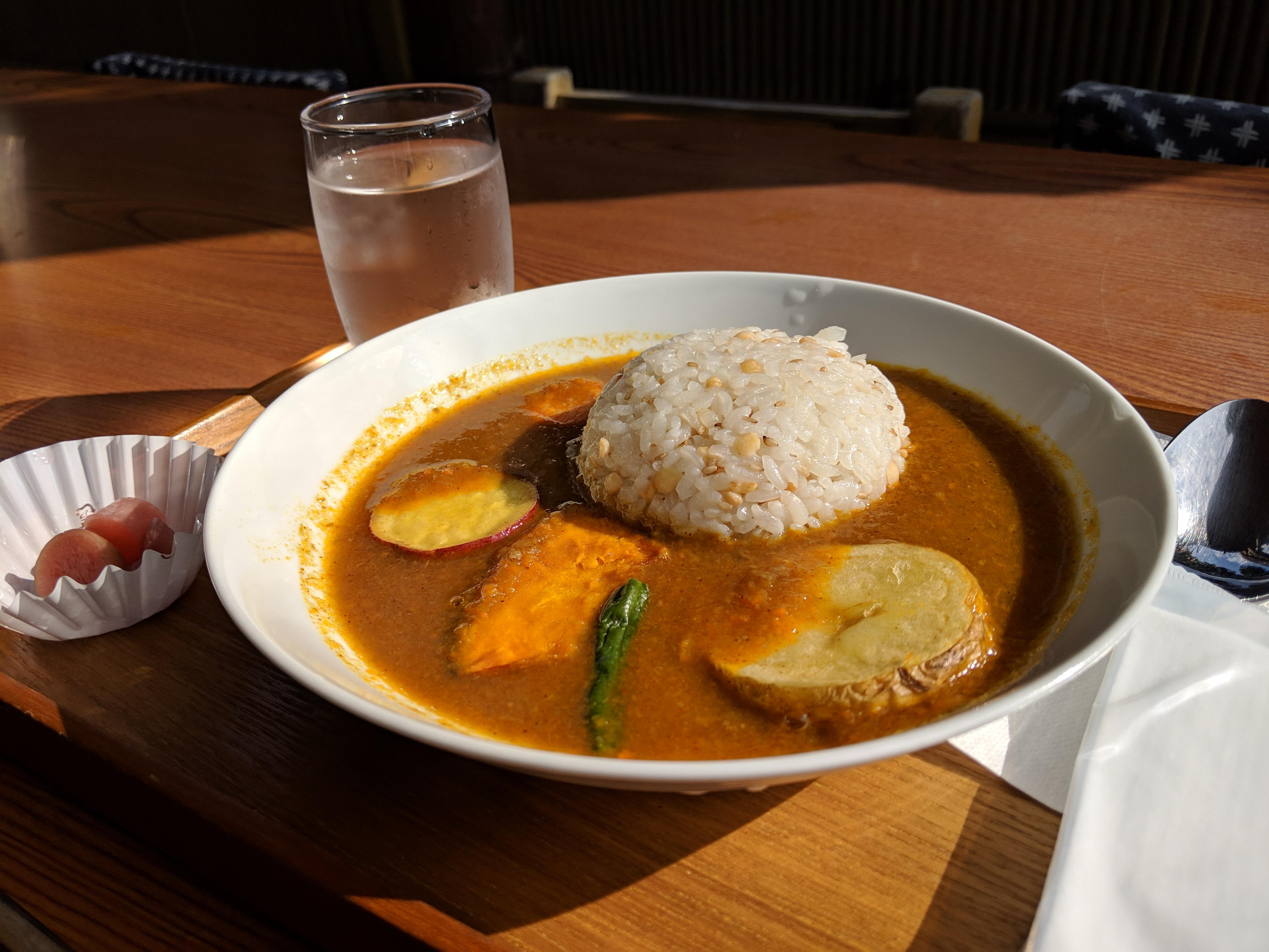 円覚寺の食事