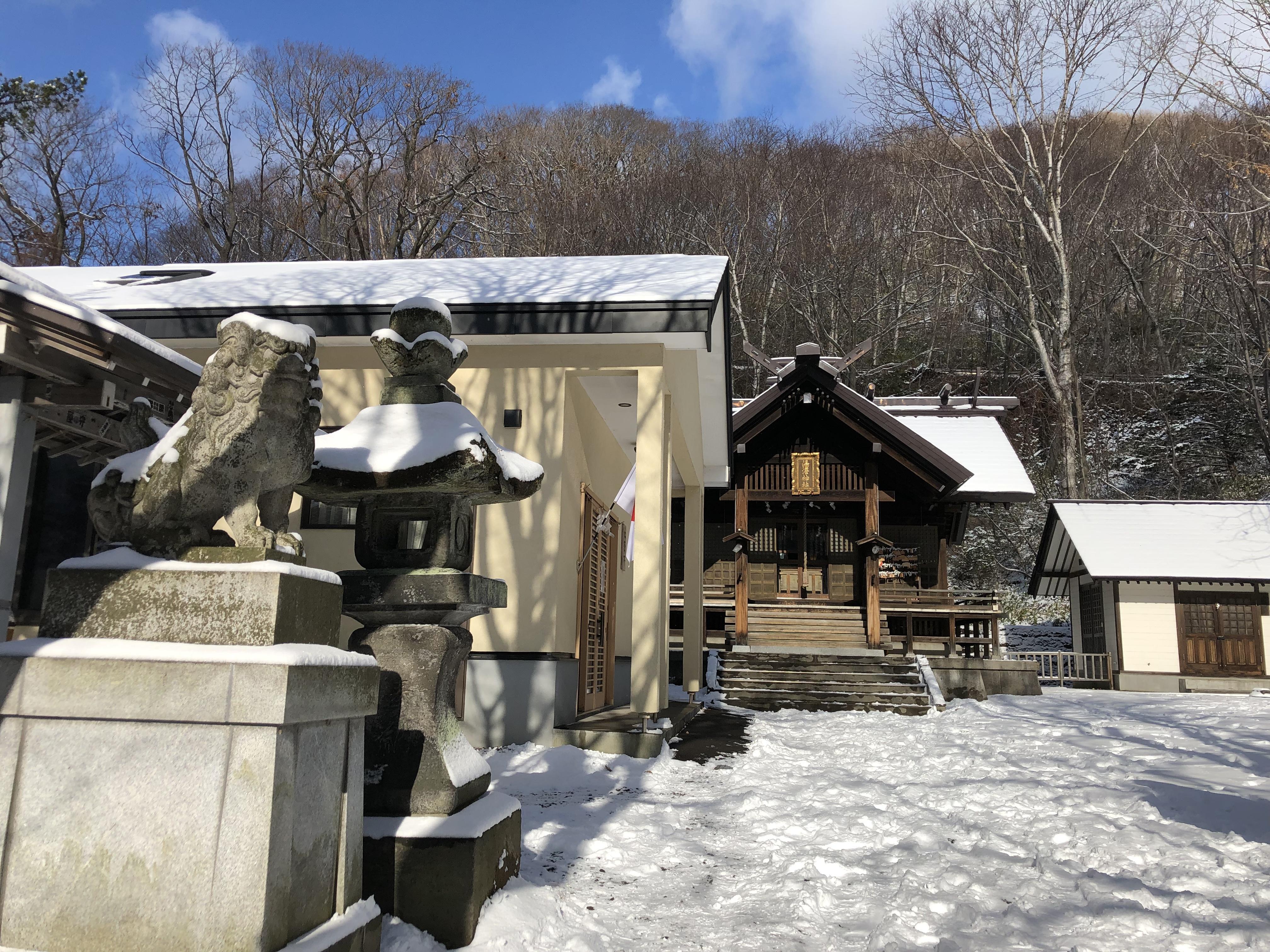 湯澤神社の建物その他