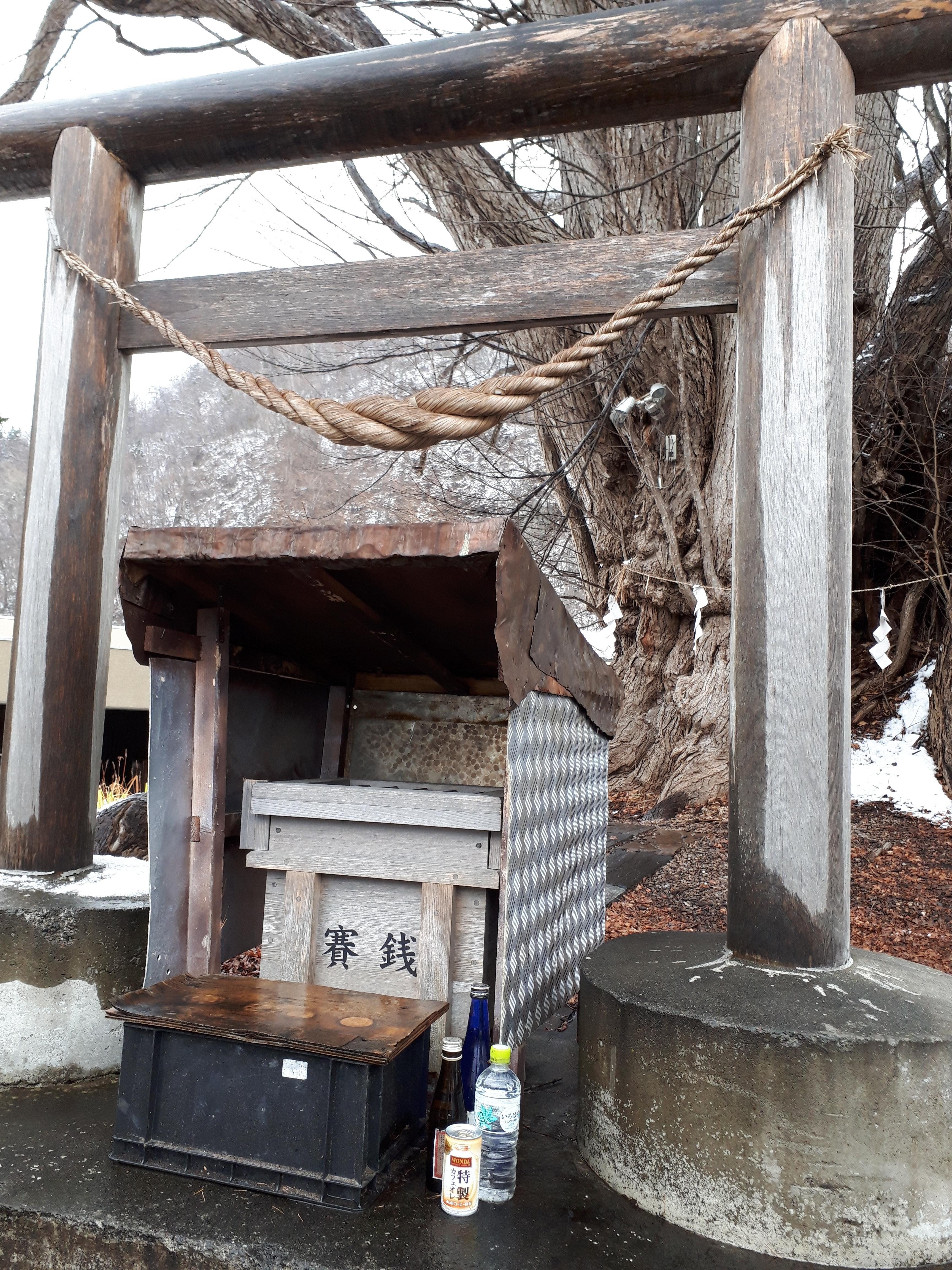 黄金龍神社(桂不動)の境内・文化財