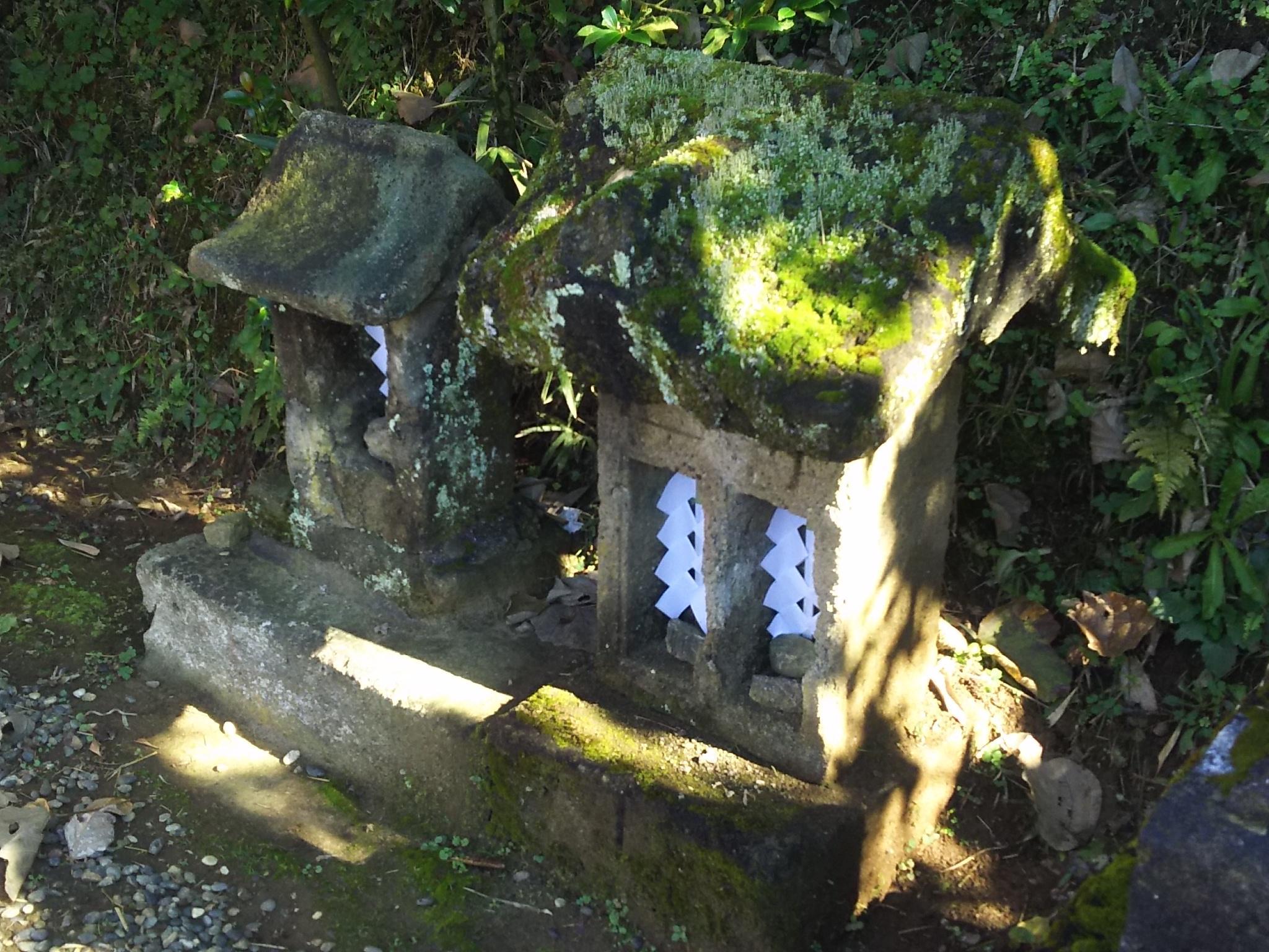 八坂神社のその他建物(千葉県上総亀山駅)