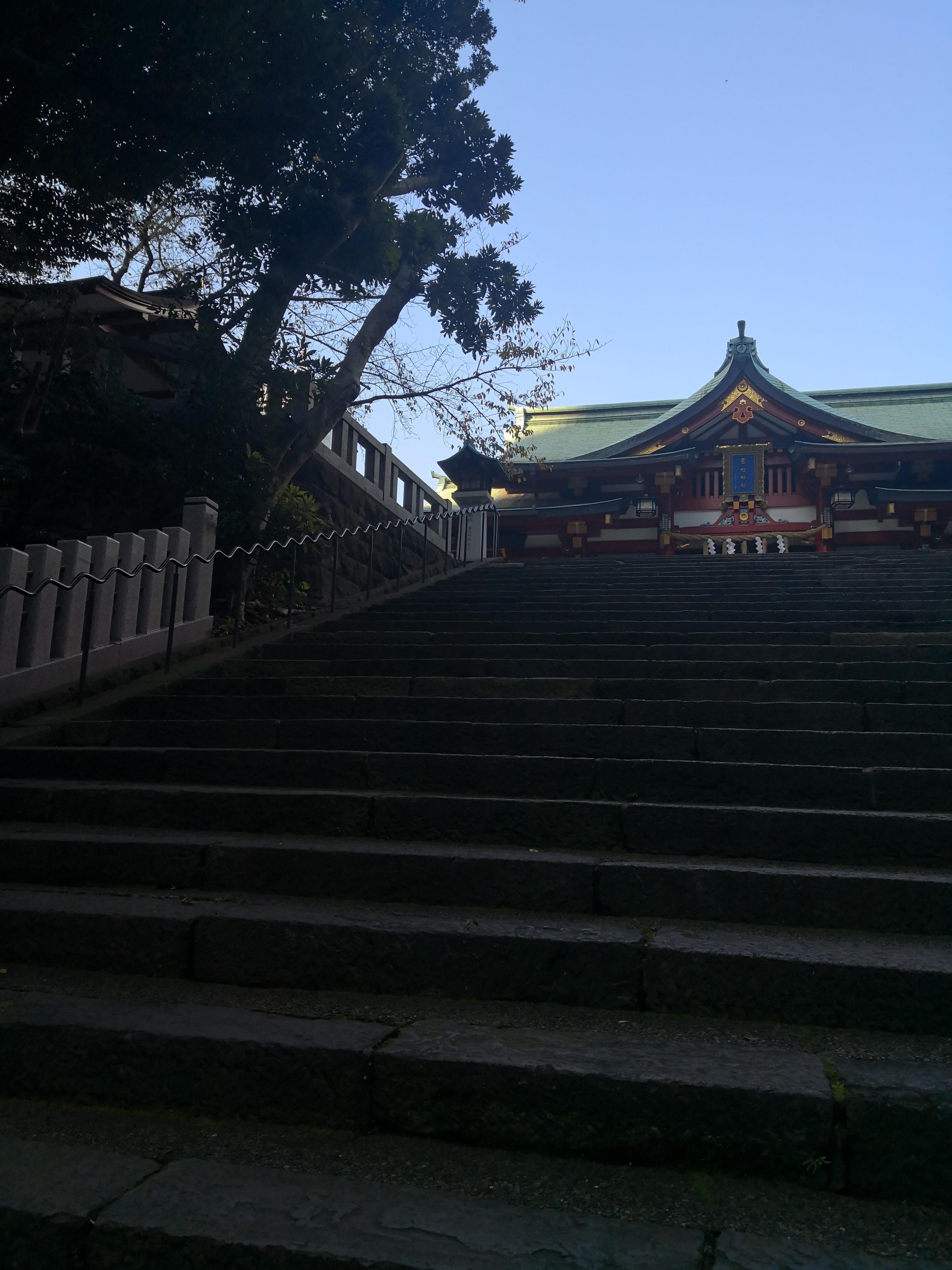 日枝神社の建物その他