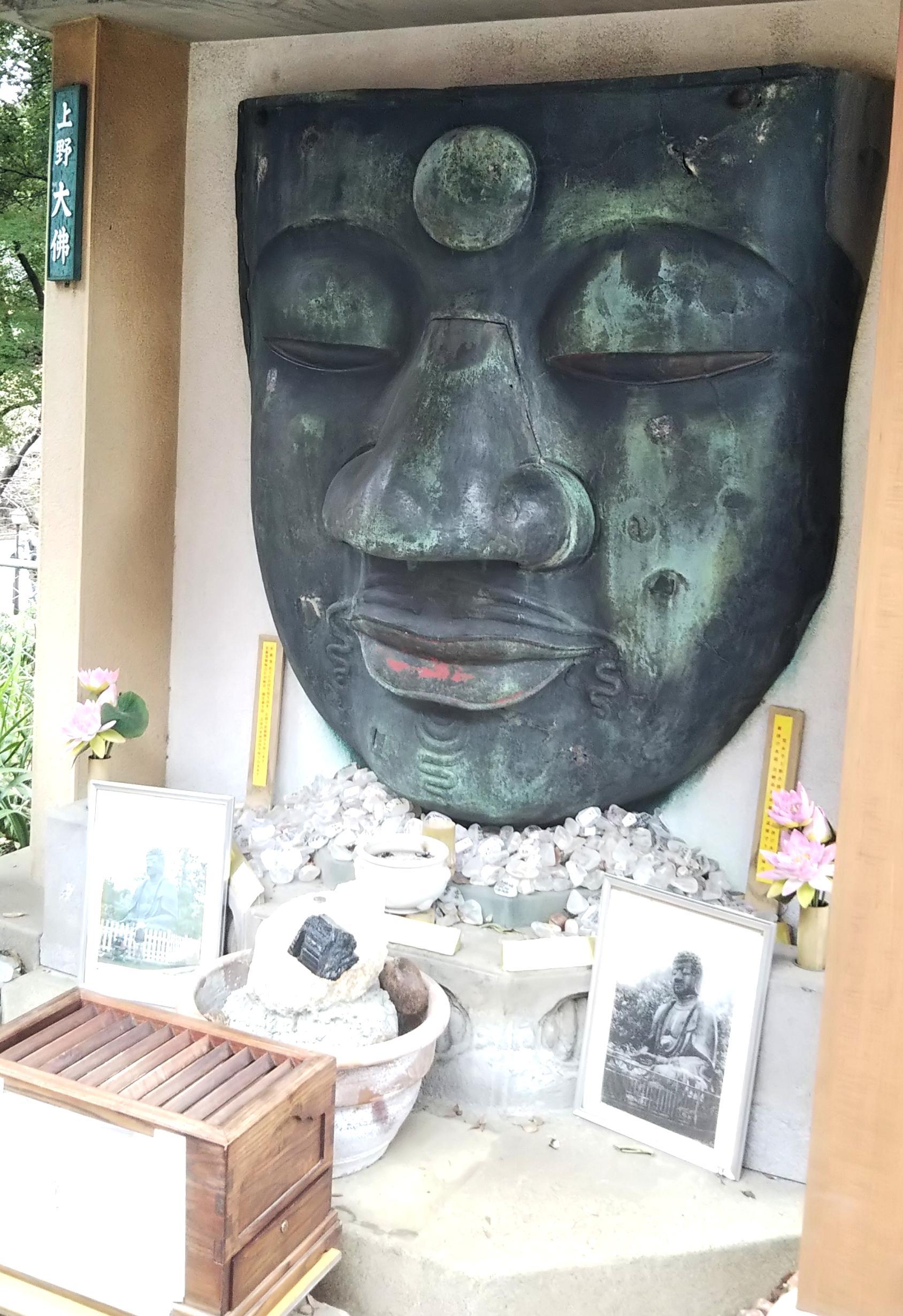 清水観音堂の仏像