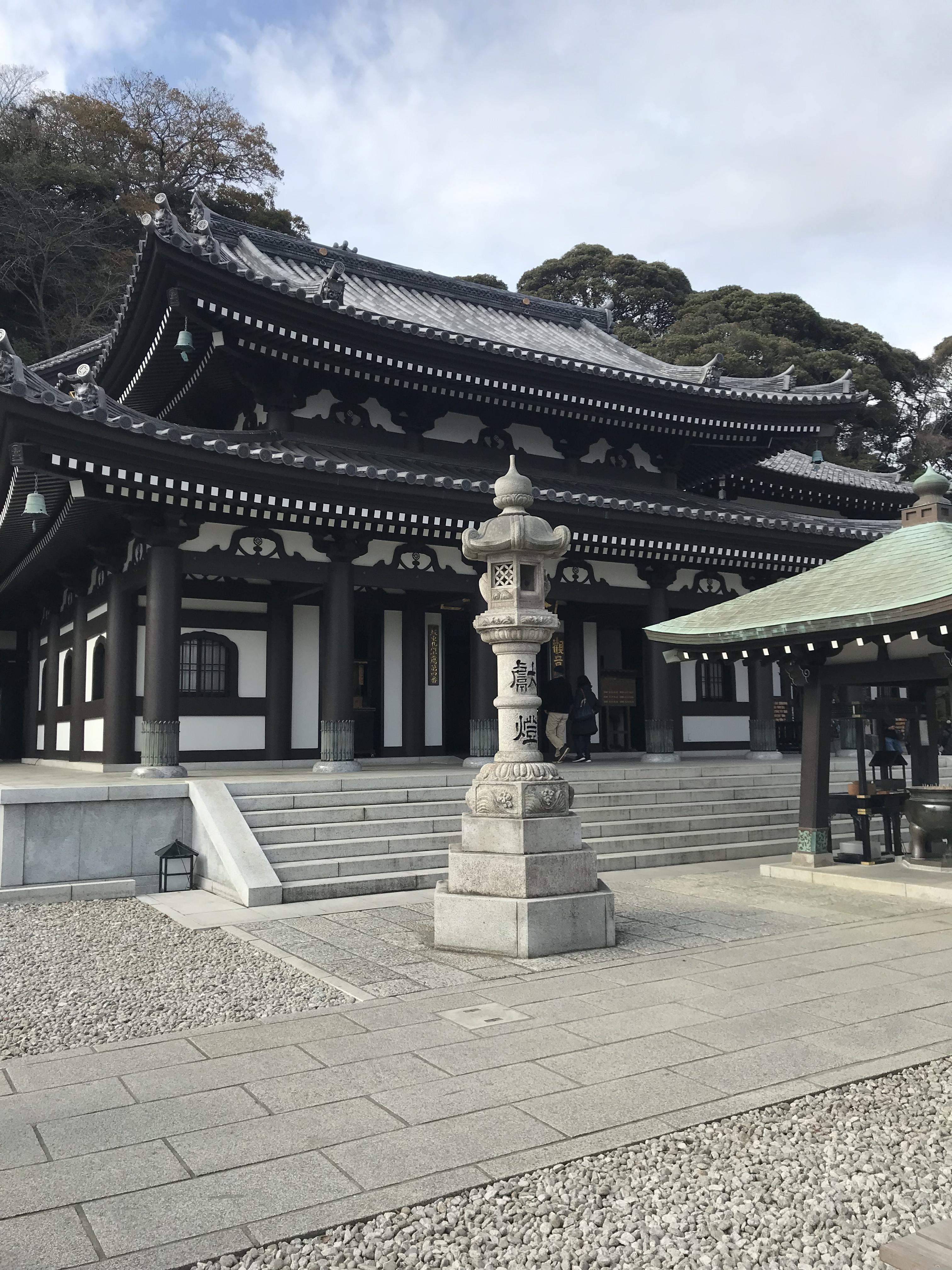 長谷寺の本殿