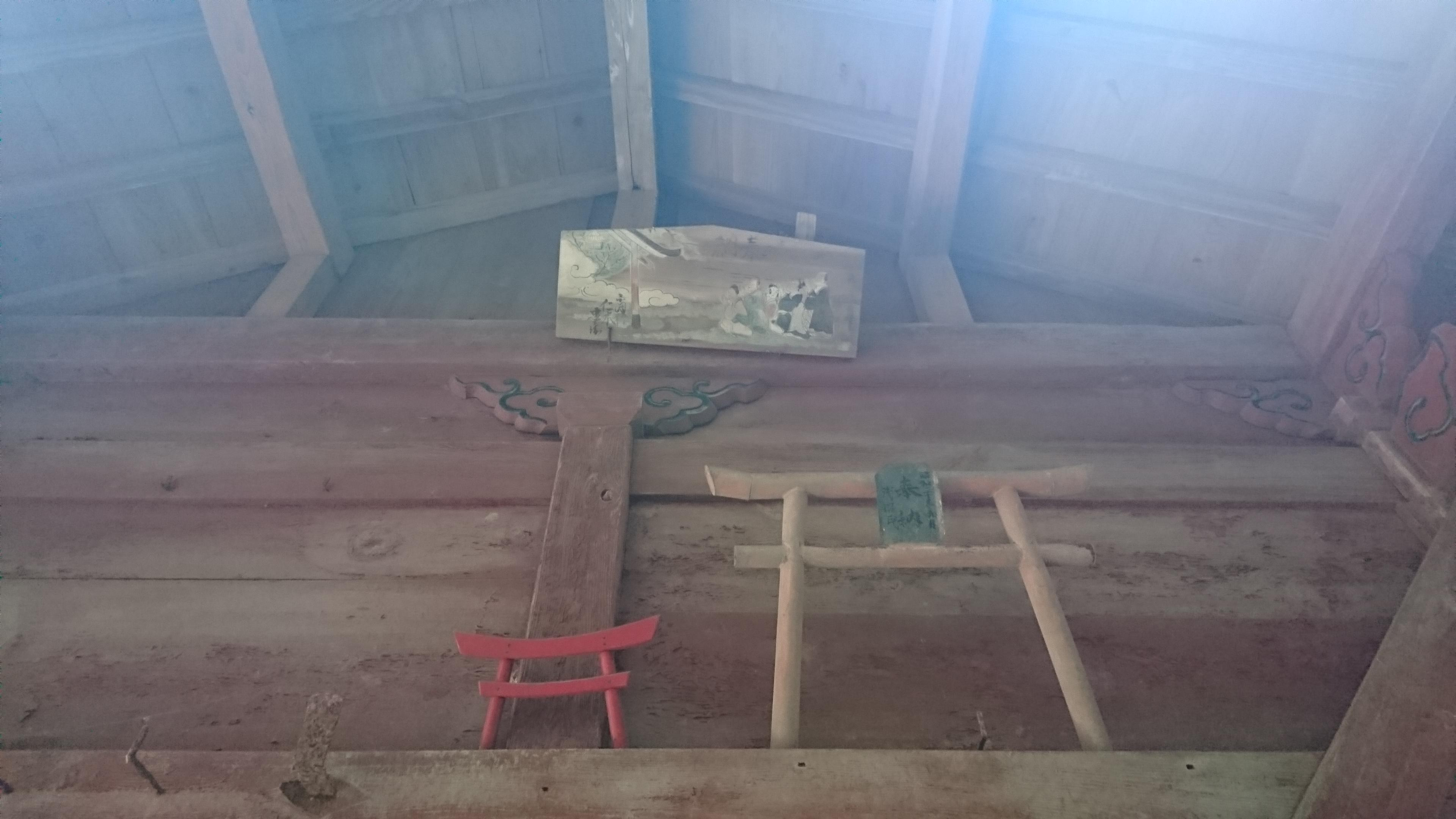 菅東山出世稲荷神社の建物その他