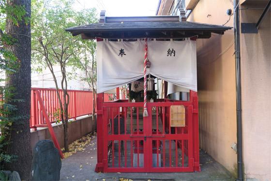 合力稲荷神社(東京都)