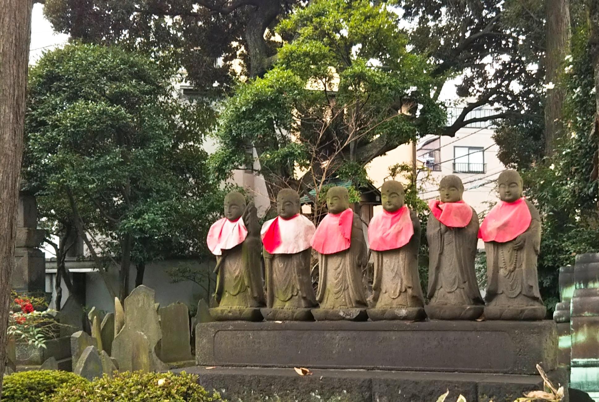 長円寺の地蔵