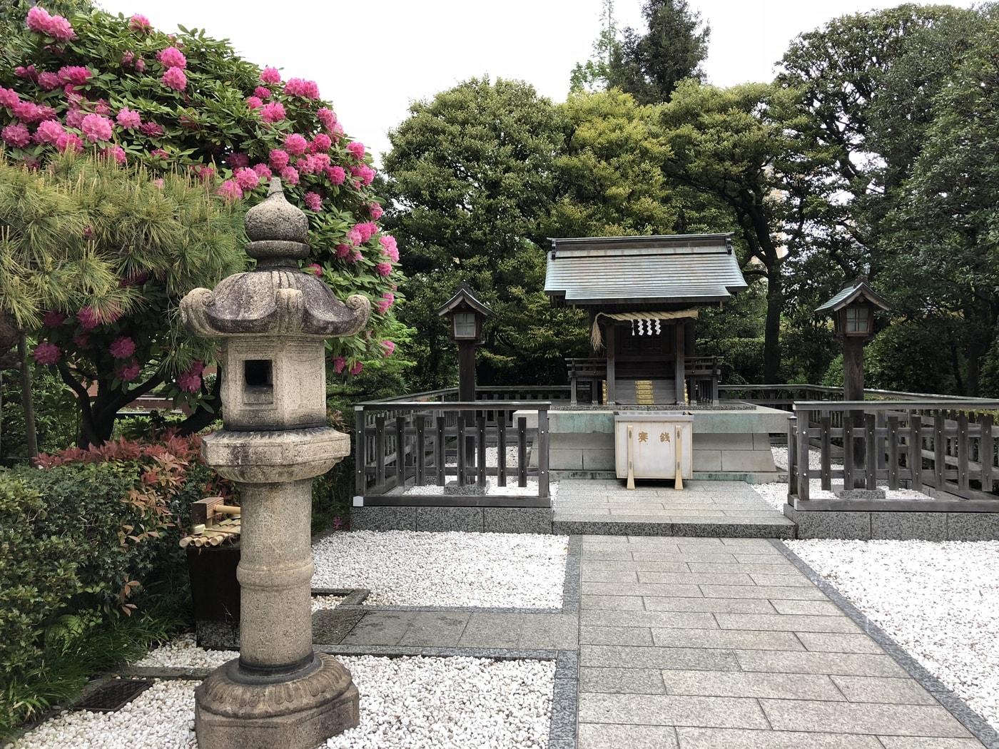 """""""恵比寿神社"""""""