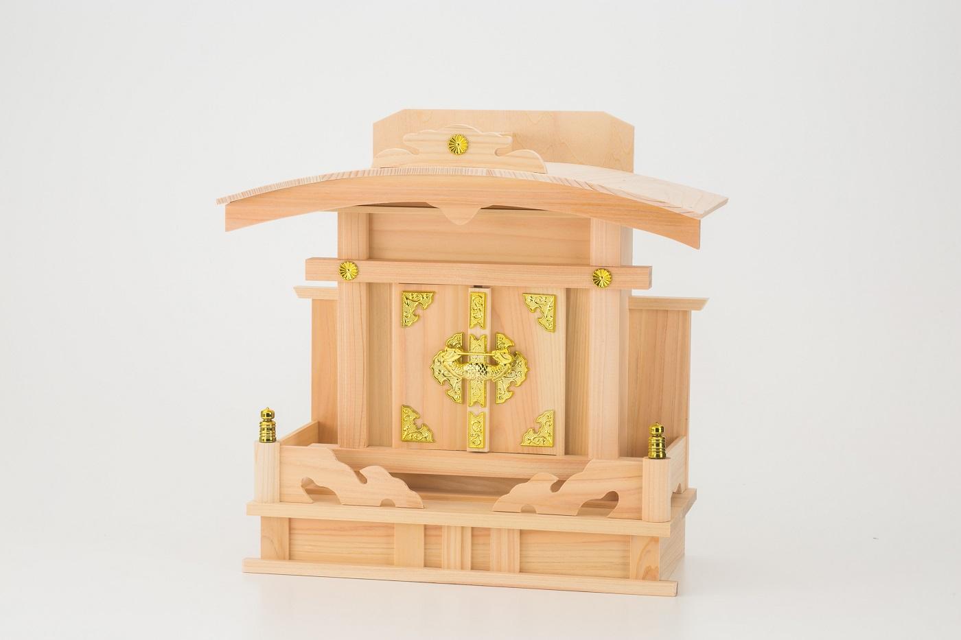 神棚の里「恵比寿宮一社」